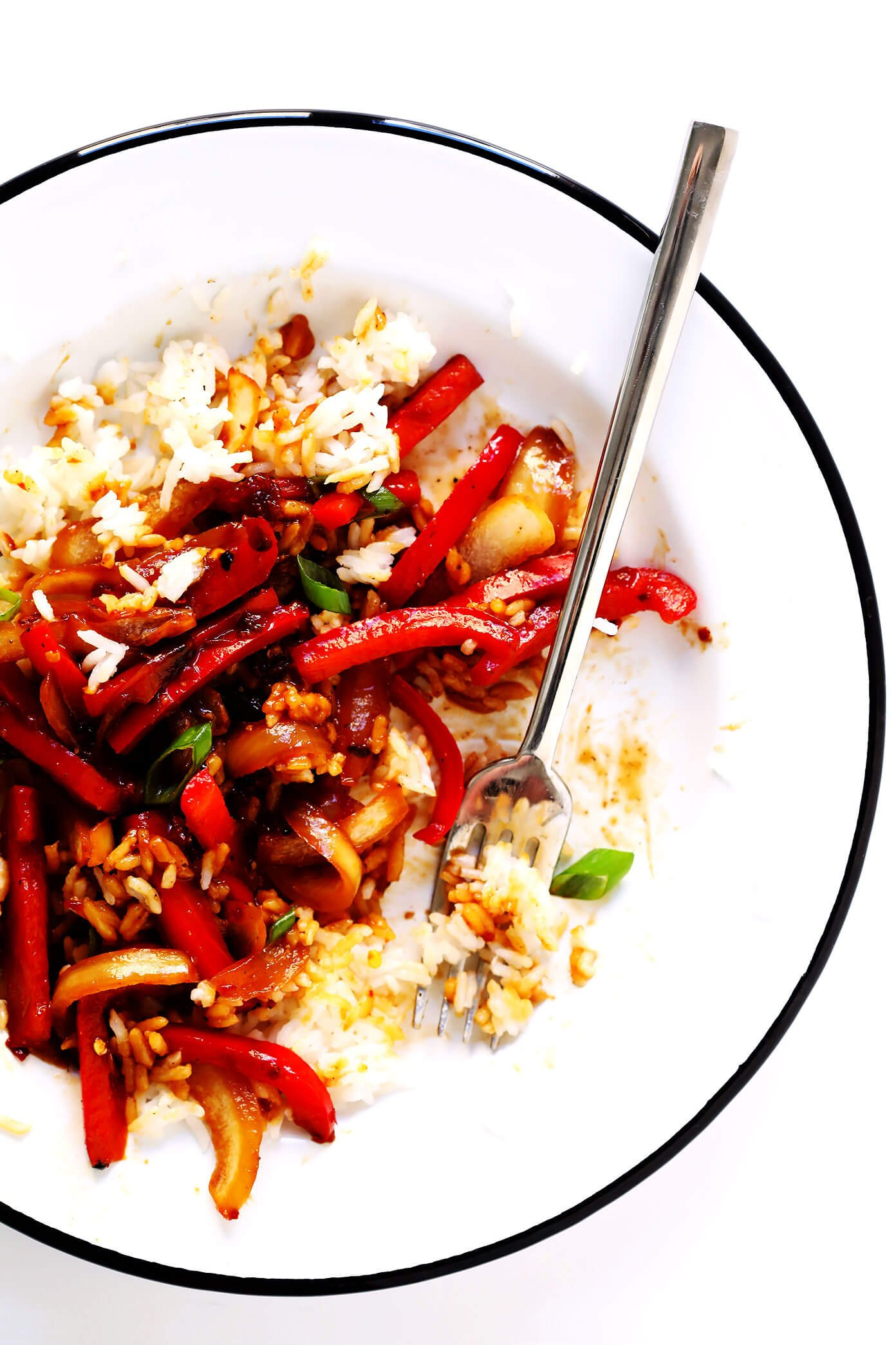 Spicy Szechuan Stir-Fry with Steak and Vegetables