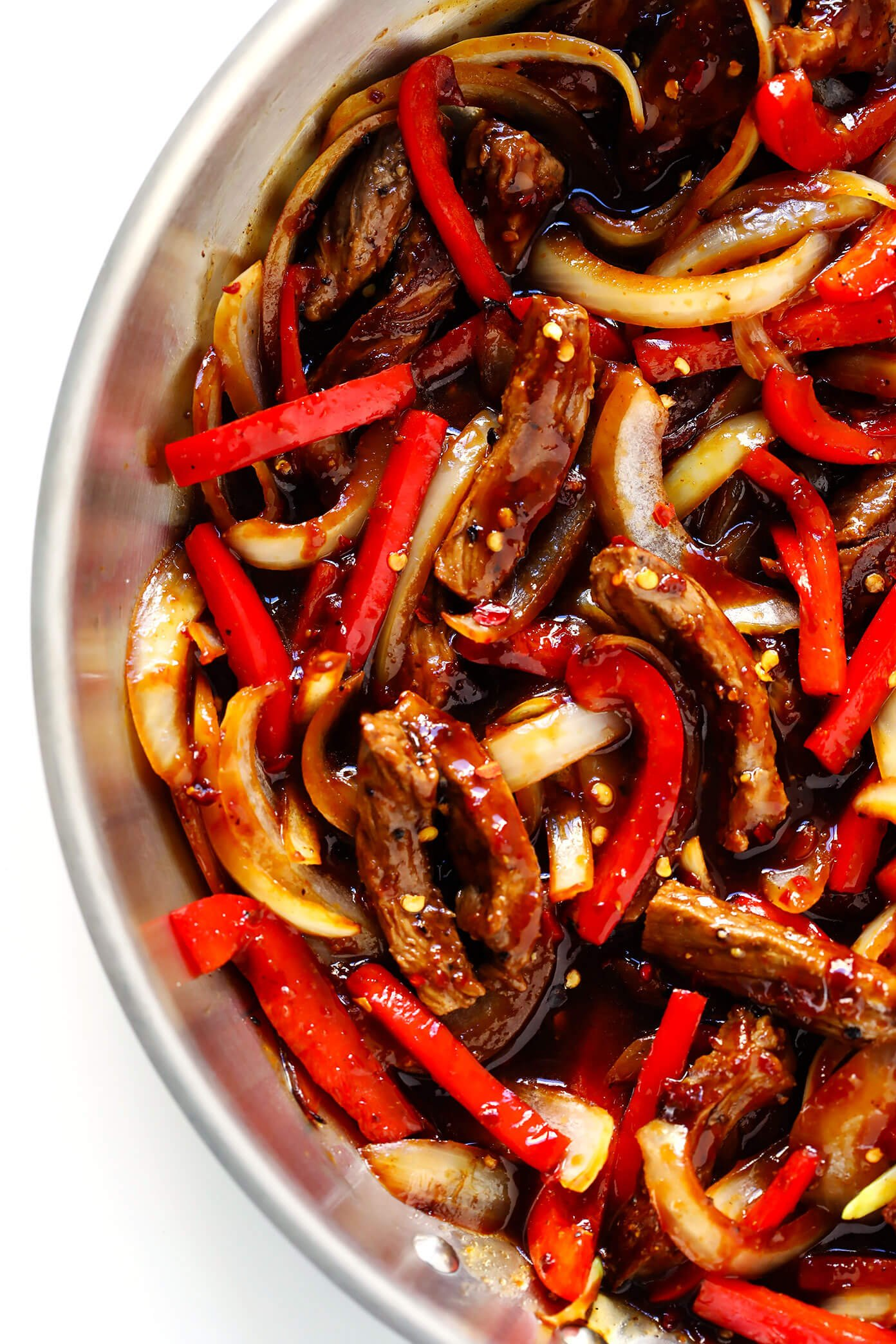Sizzlin Spicy Szechuan Stir Fry Gimme Some Oven
