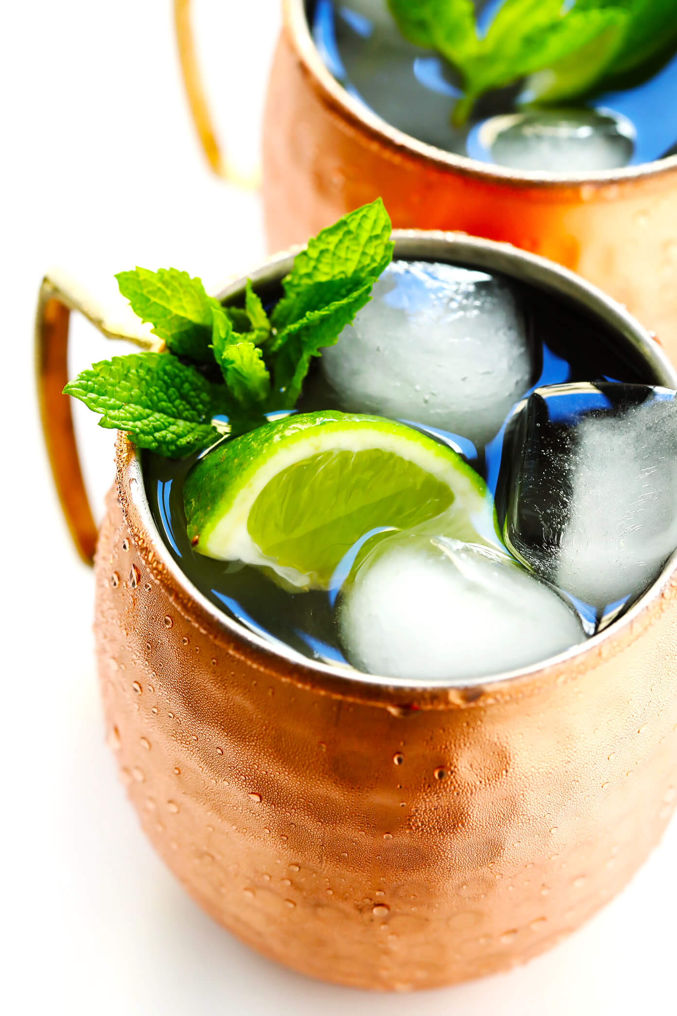 The BEST Moscow Mule Recipe!