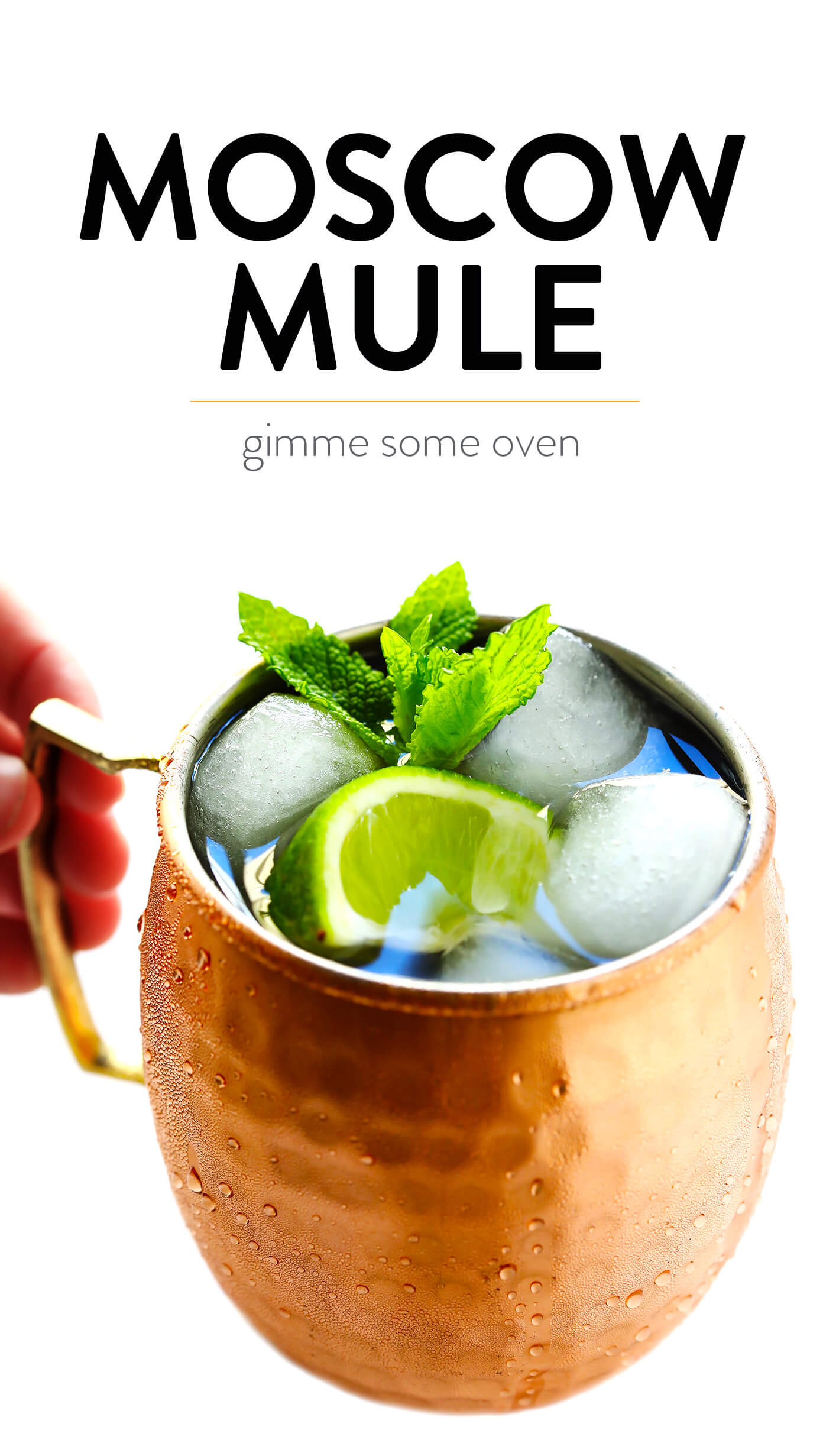 How To Make Moscow Mules