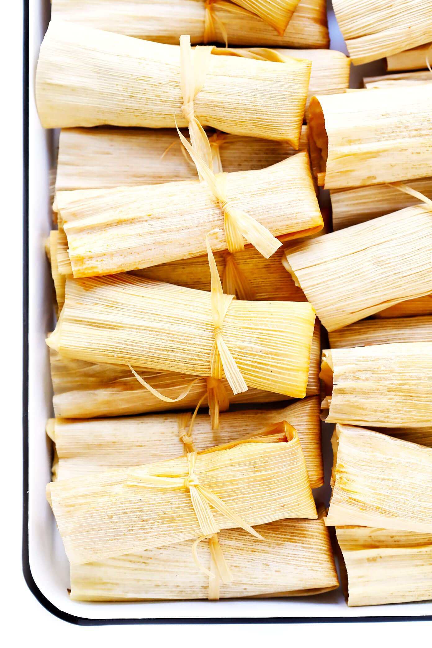 The Best Homemade Tamales Recipe