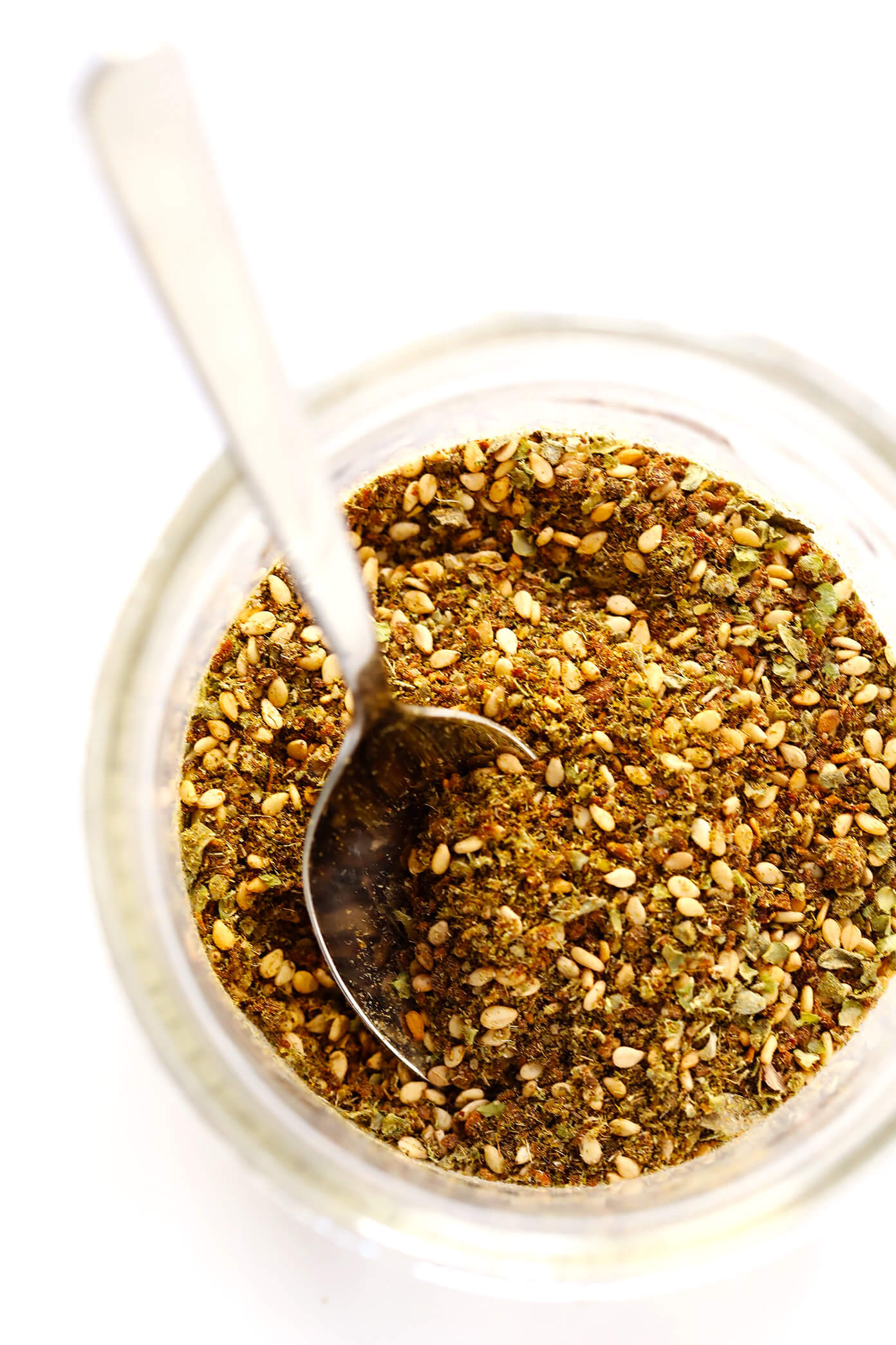 Za'atar Seasoning Blend Recipe