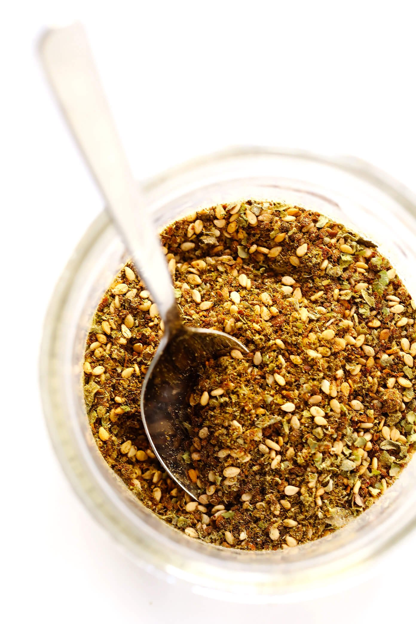 Homemade Za'atar Seasoning Recipe
