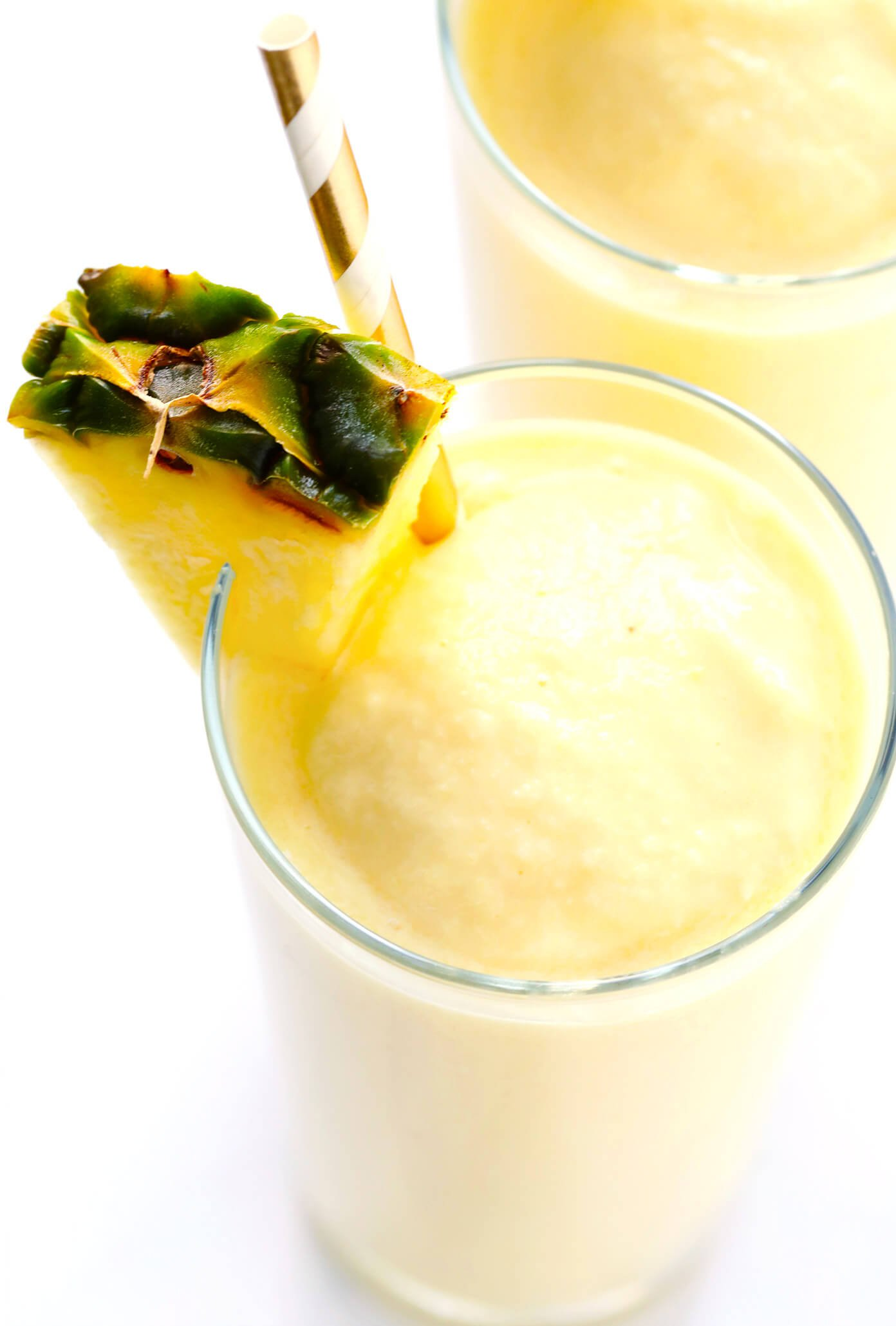 Easy Piña Colada Recipe...made with just 3 ingredients!