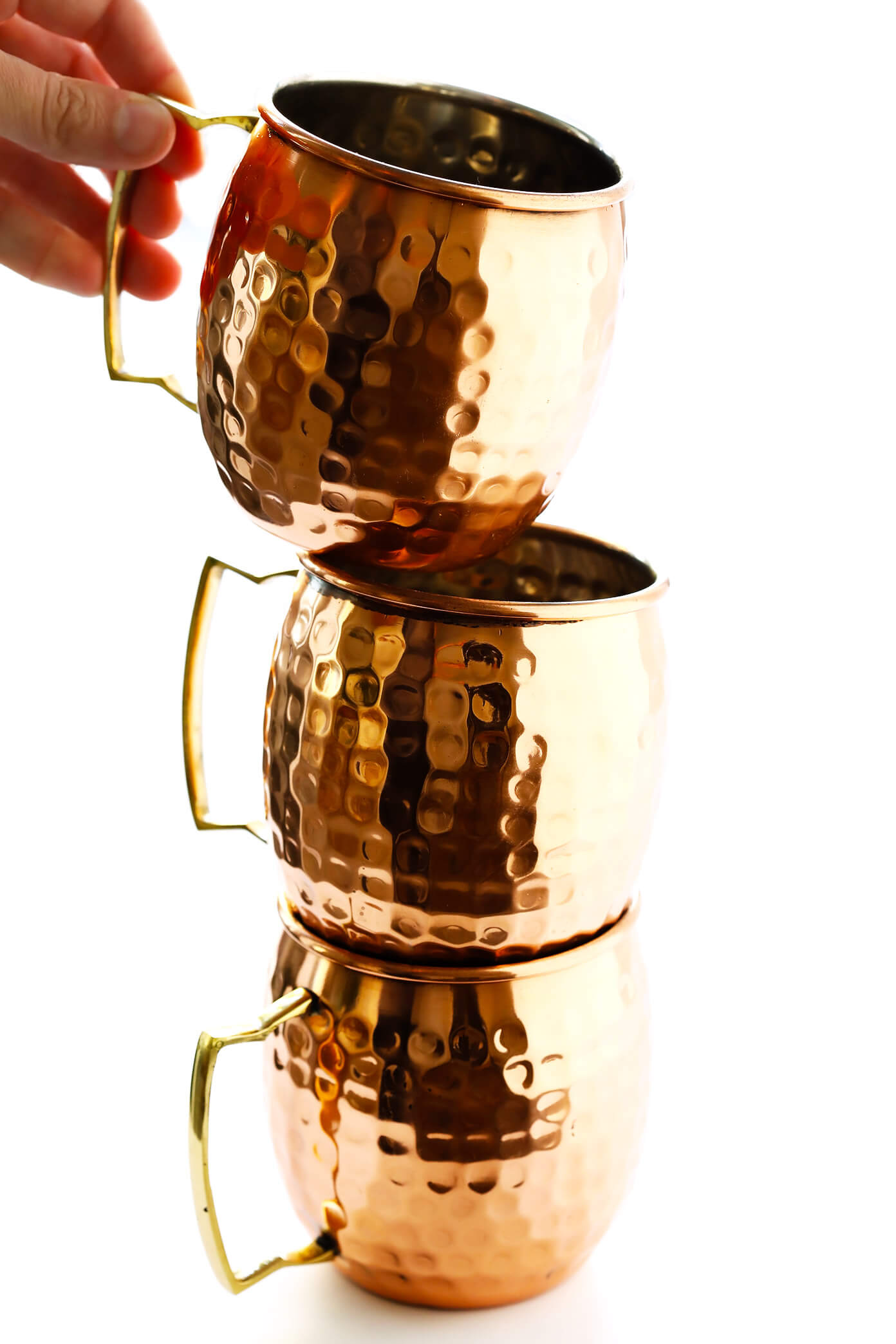 Moscow Mule Copper Mugs