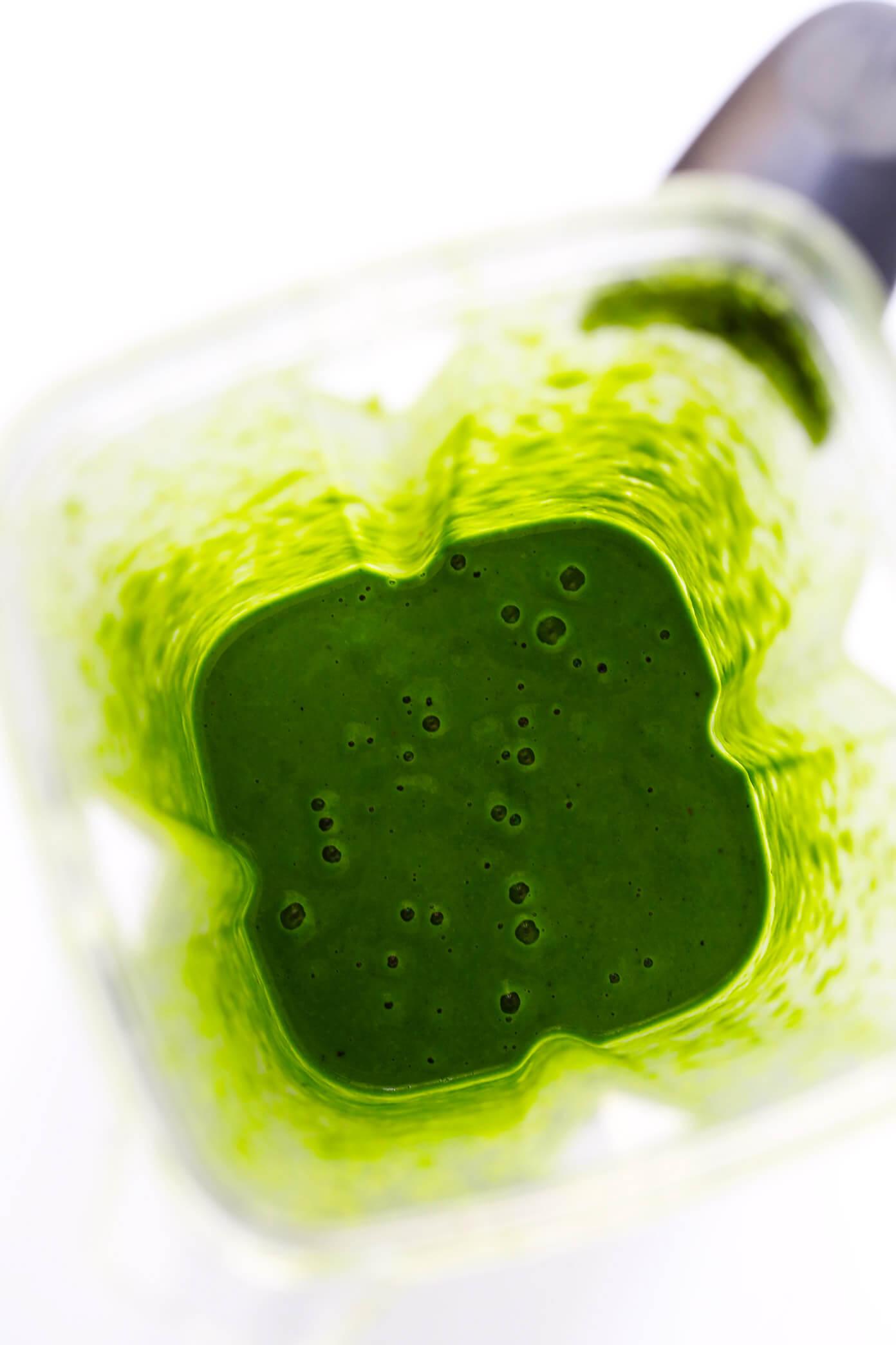 How To Make Basil Vinaigrette In A Blender