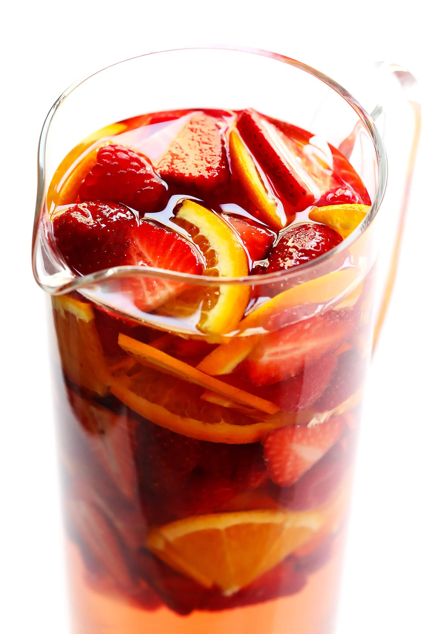 How to make sangria with rosé wine