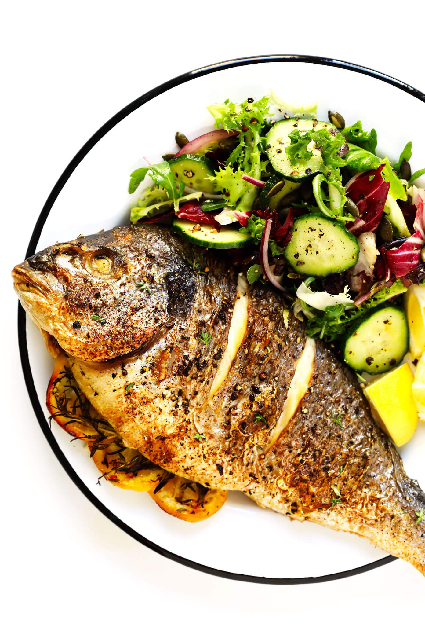 How To Roast Whole Fish In The Oven