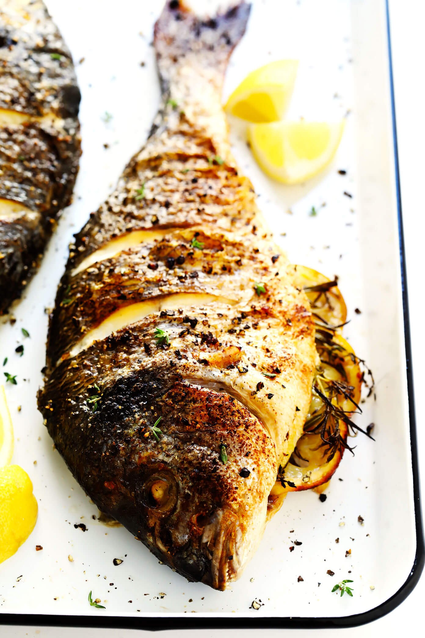 The Best Oven Baked Fish Recipe