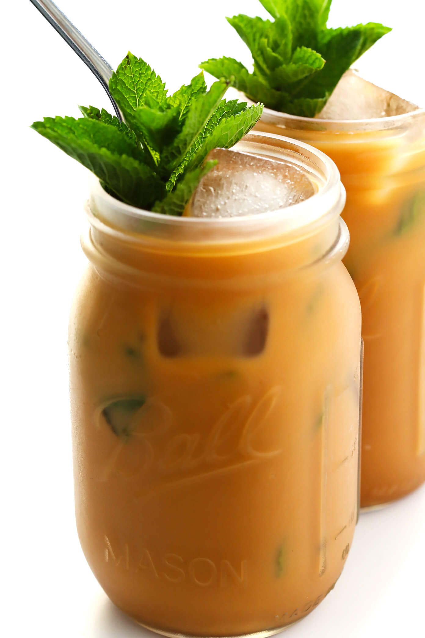 How To Make Mint Mojito Iced Coffee