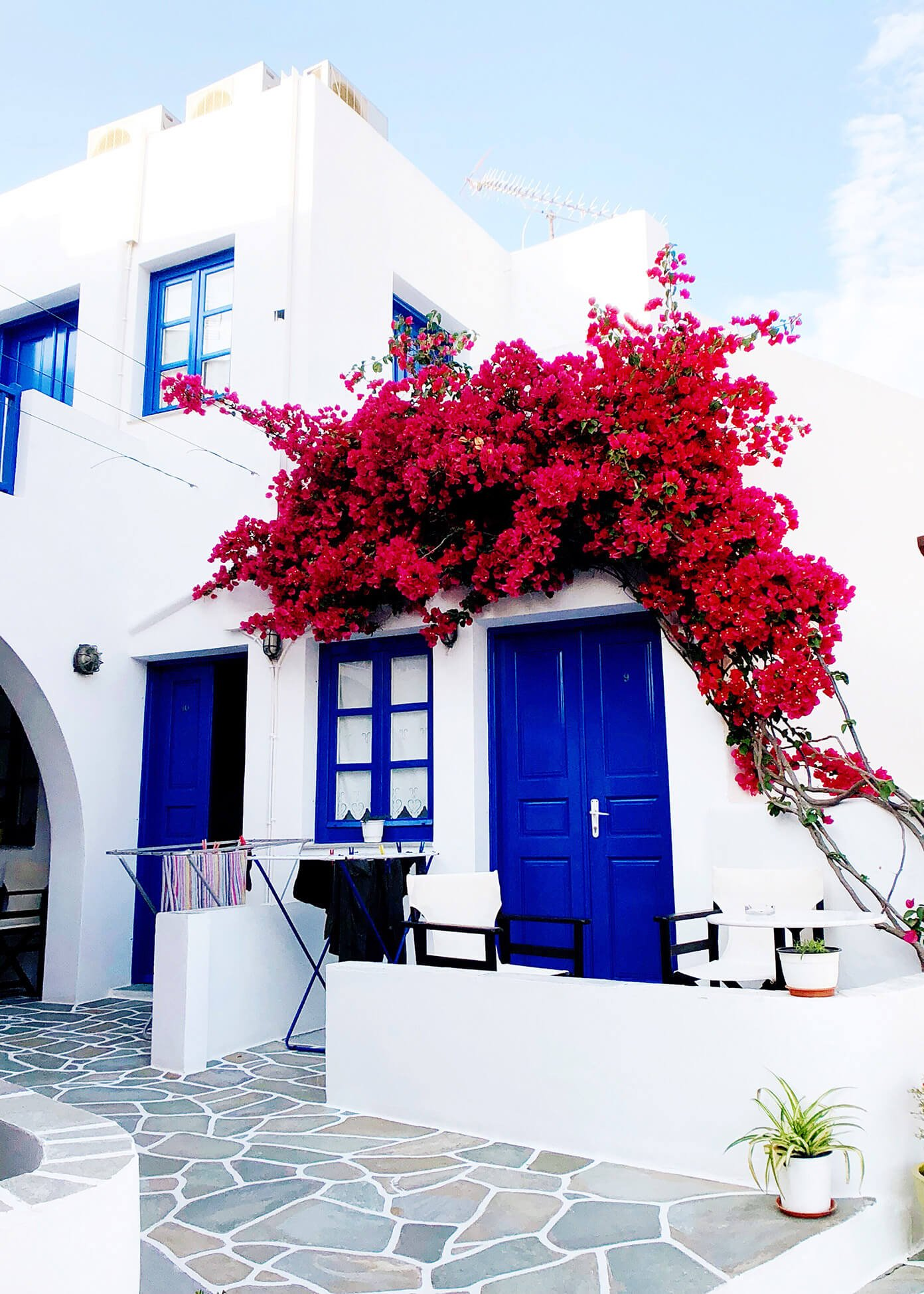Gorgeous Greek Houses in Folegandros, Greece