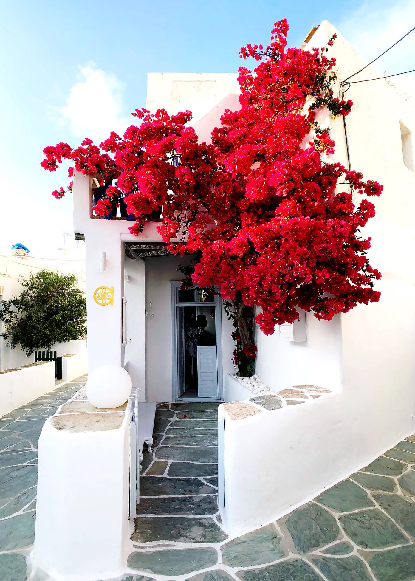 Beautiful Folegandros, Greece
