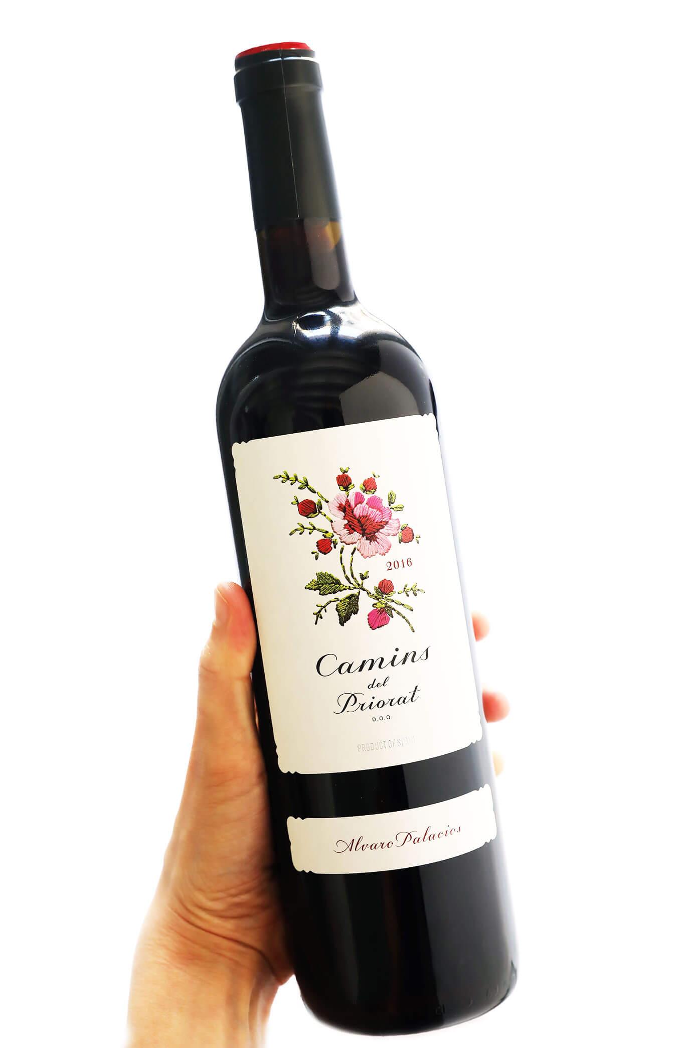 Spanish Priorat Wine