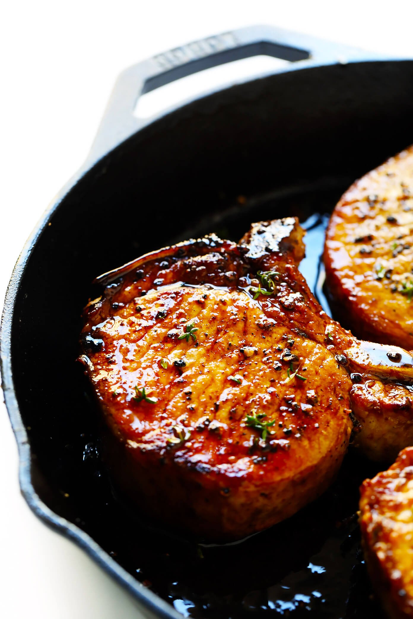 The Best Baked Pork Chop Recipe