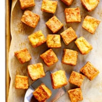 Baked Tofu Recipe