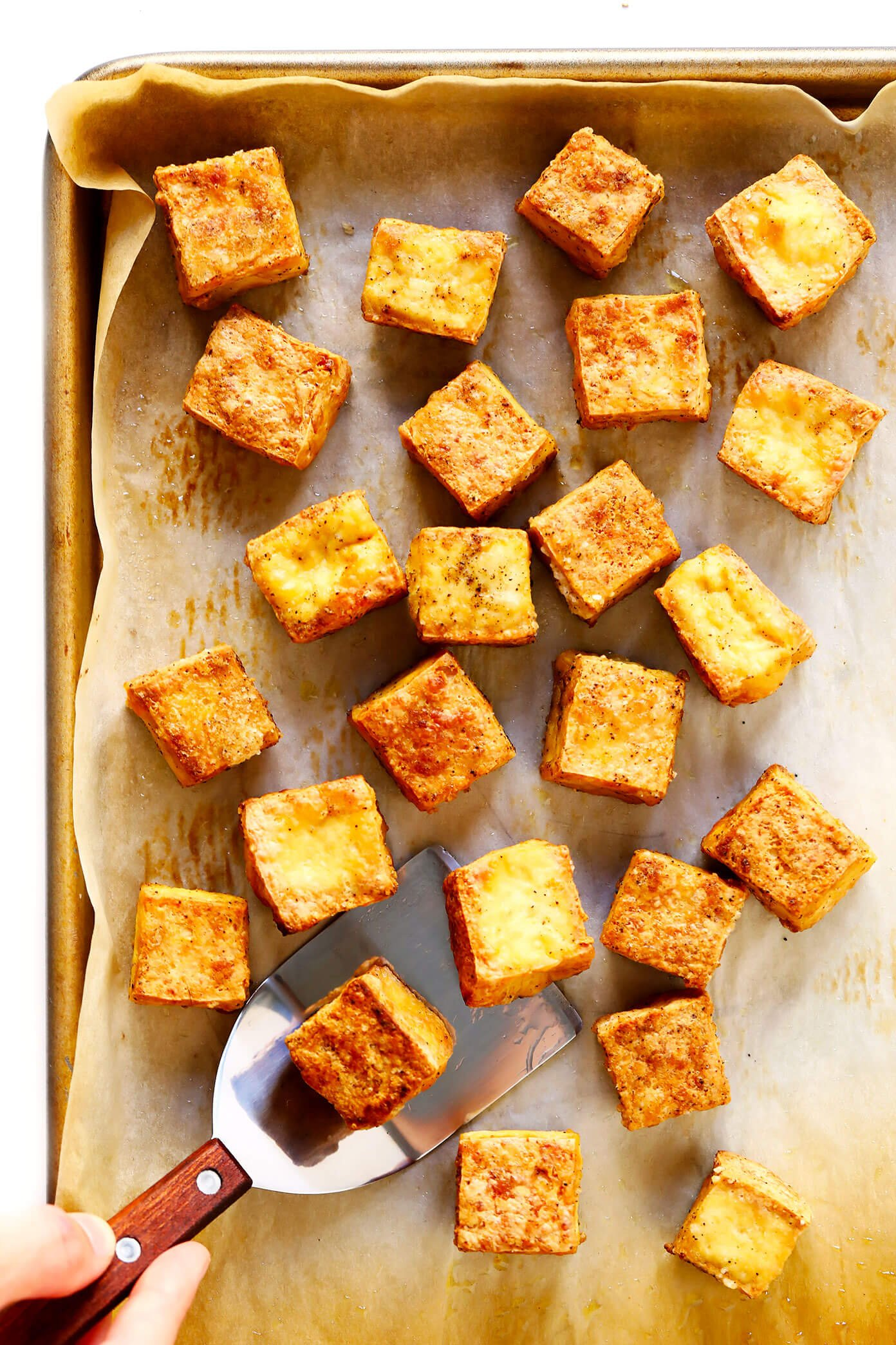 Baked Tofu Recipe | Gimme Some Oven