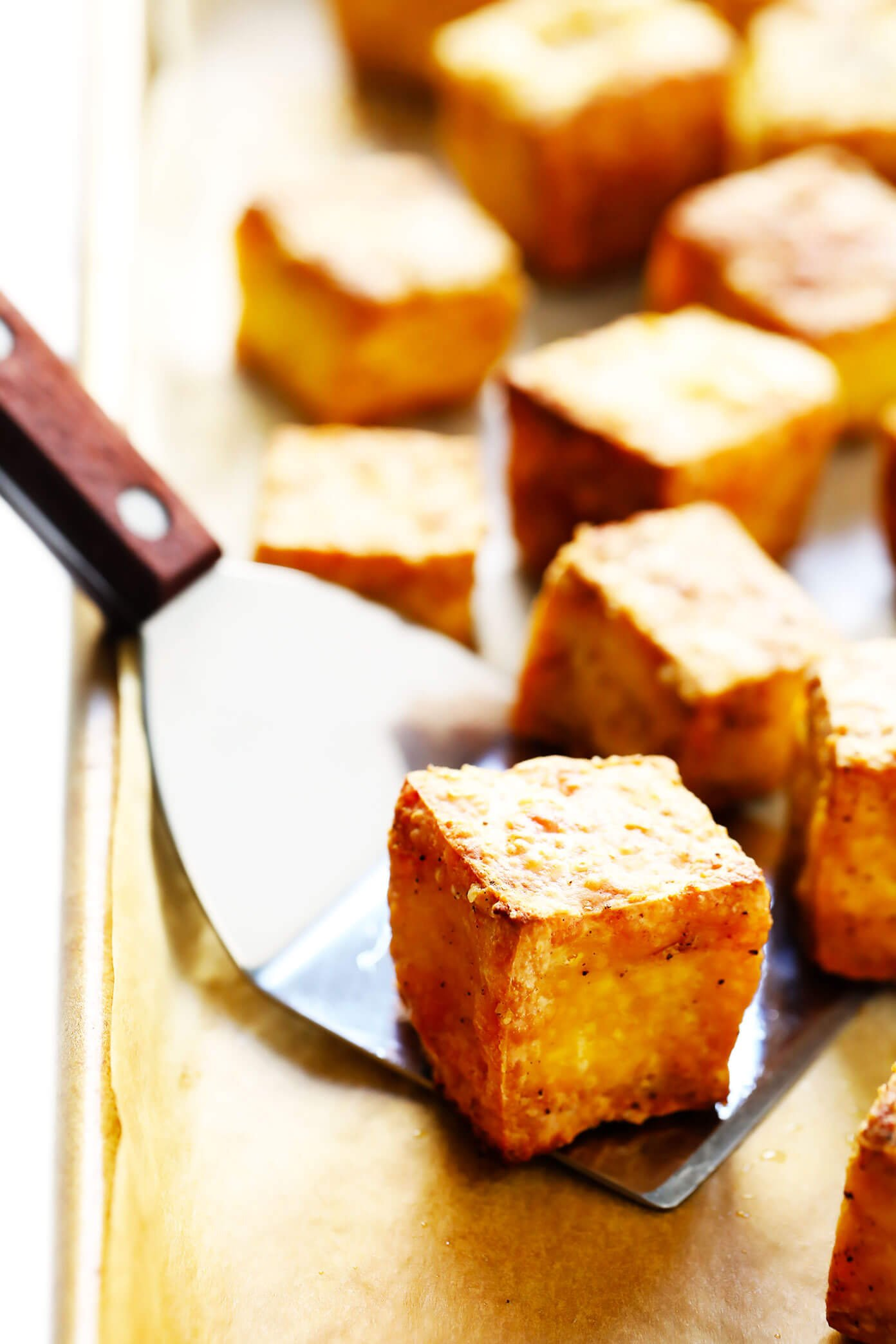 How To Make Perfectly Baked Tofu