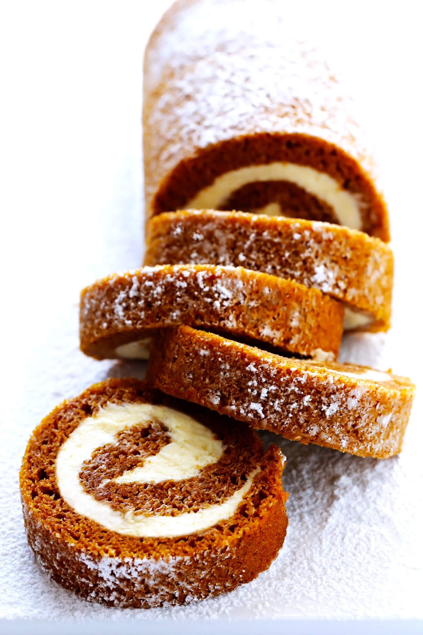 Classic Pumpkin Roll Recipe