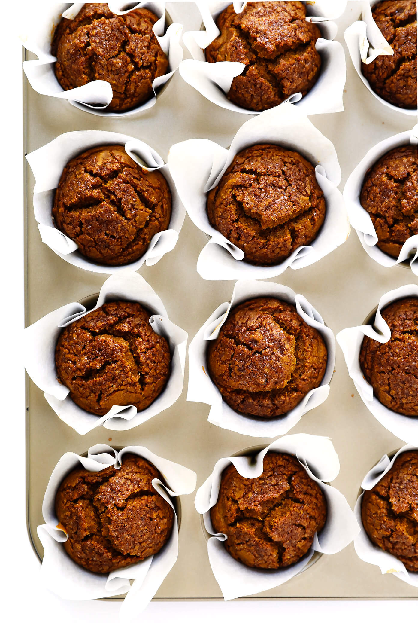 Healthy Pumpkin Muffins Recipe (Gluten-Free)
