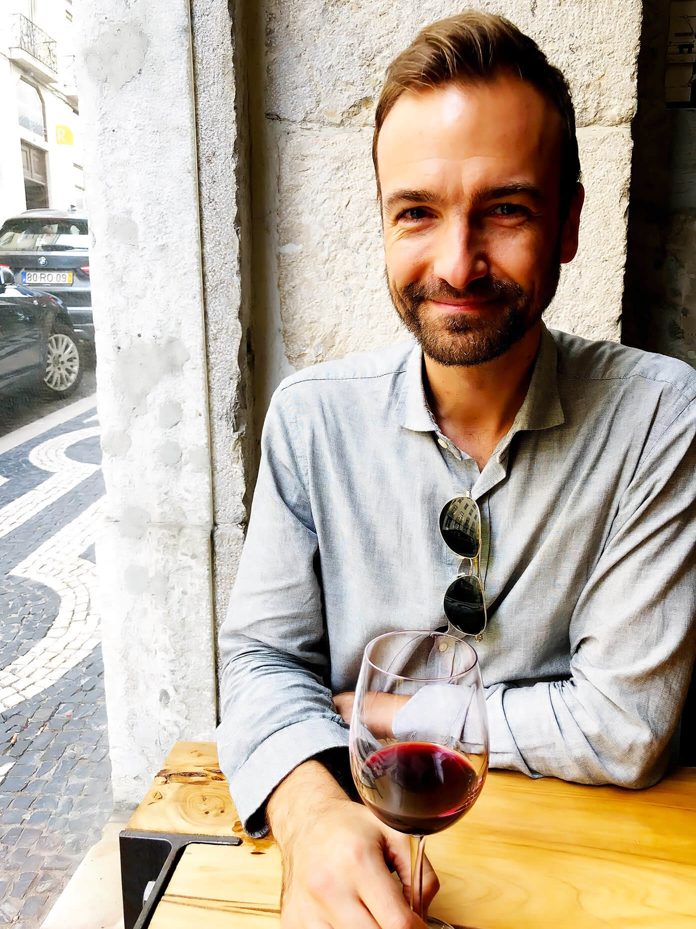Portuguese Wine in Lisbon