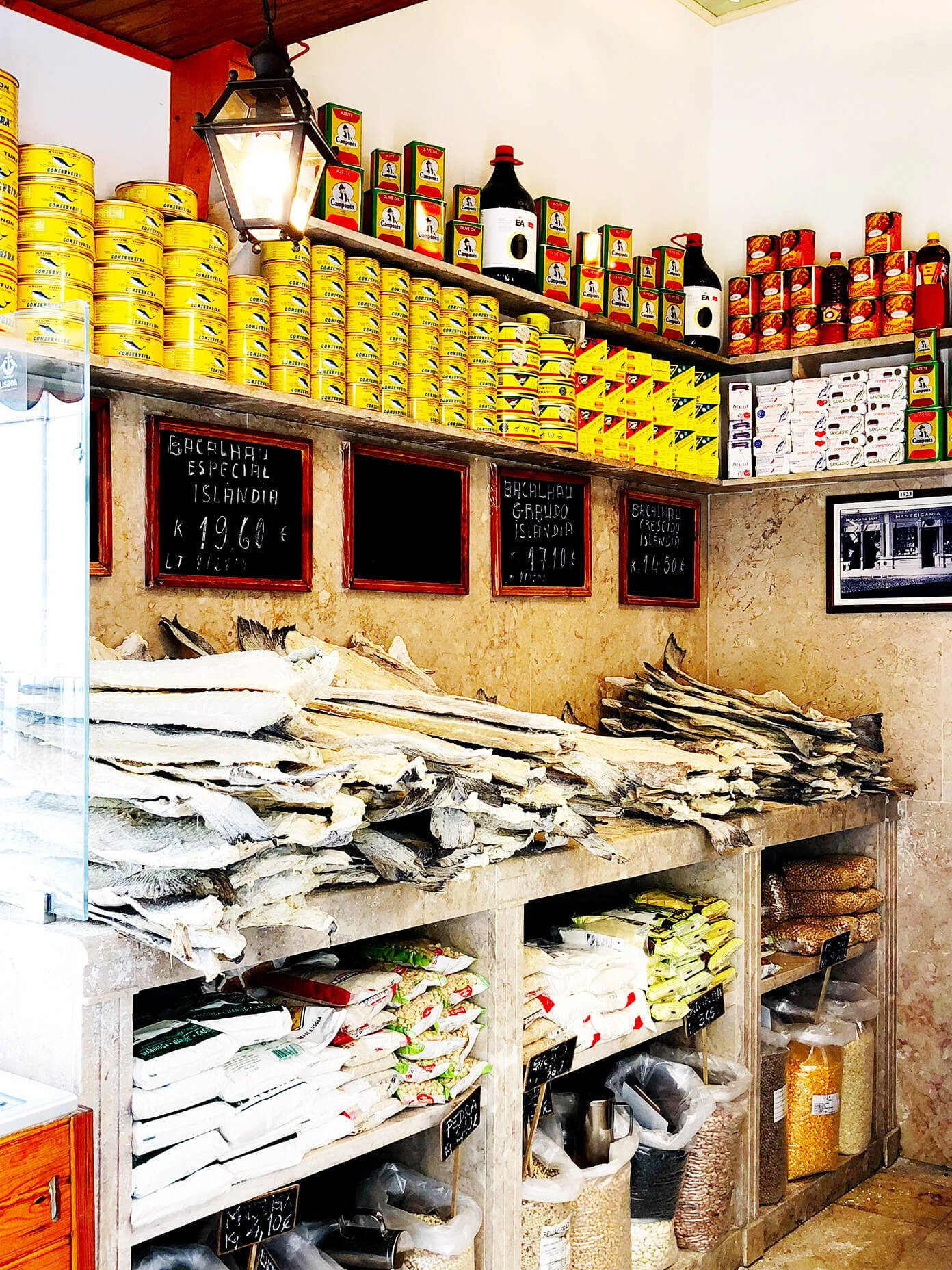 Lisbon Fish Market