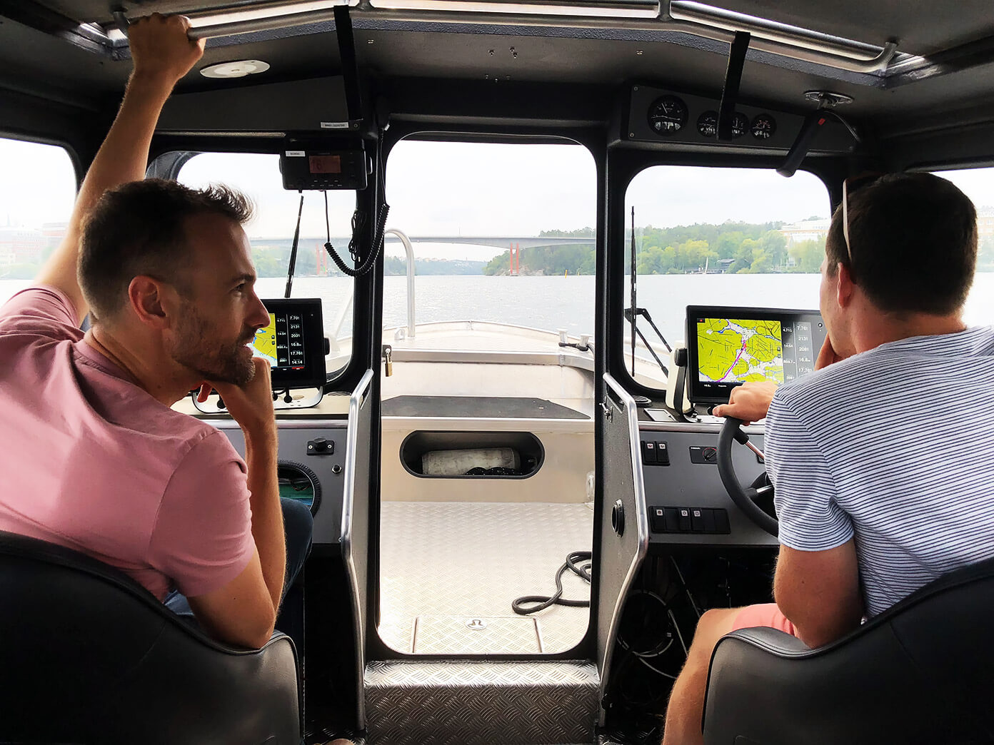 Taking a Good Boat Ride Through Islands of Stockholm, Sweden