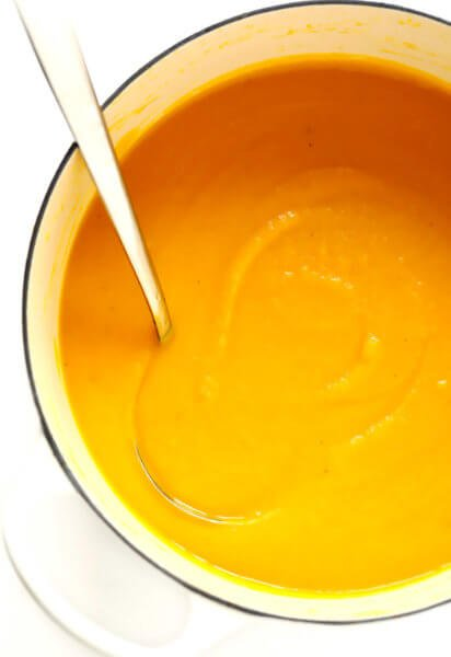 The Best Butternut Squash Soup Recipe | Slow Cooker, Instant Pot or Stovetop