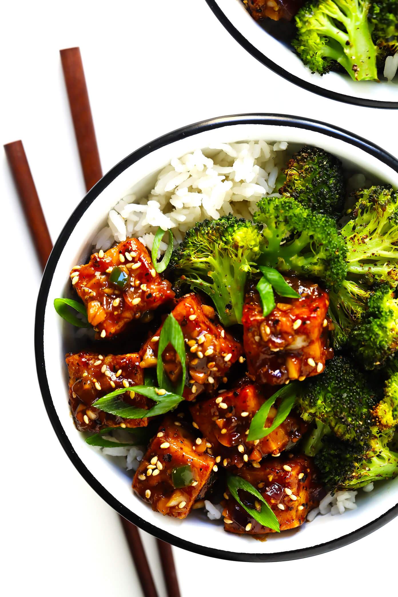 Magic Garlic Tofu Recipe