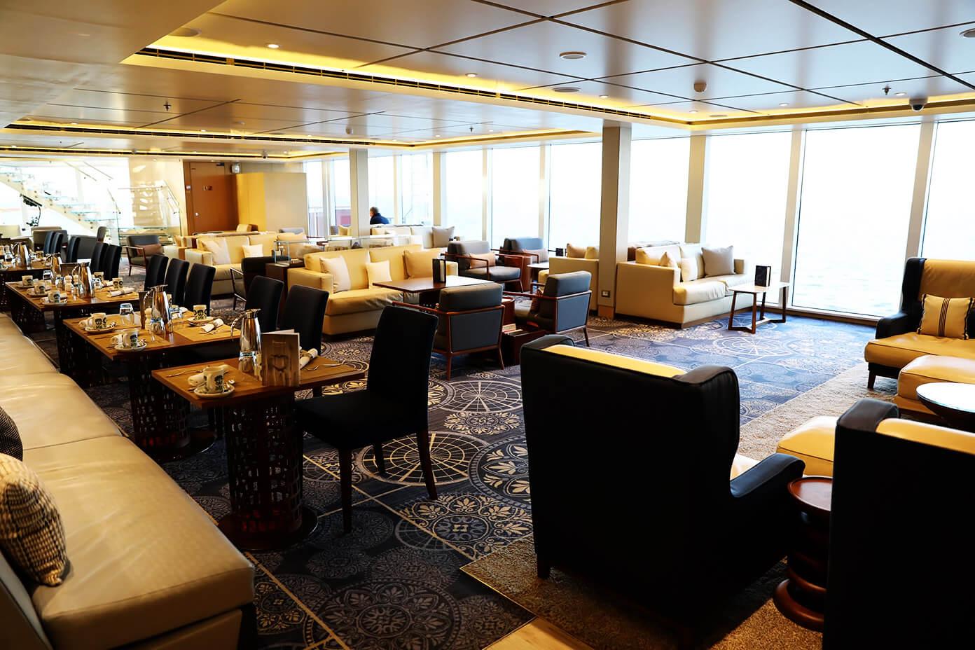 Mamsen's Restaurant   Viking Star   Viking Ocean Cruise