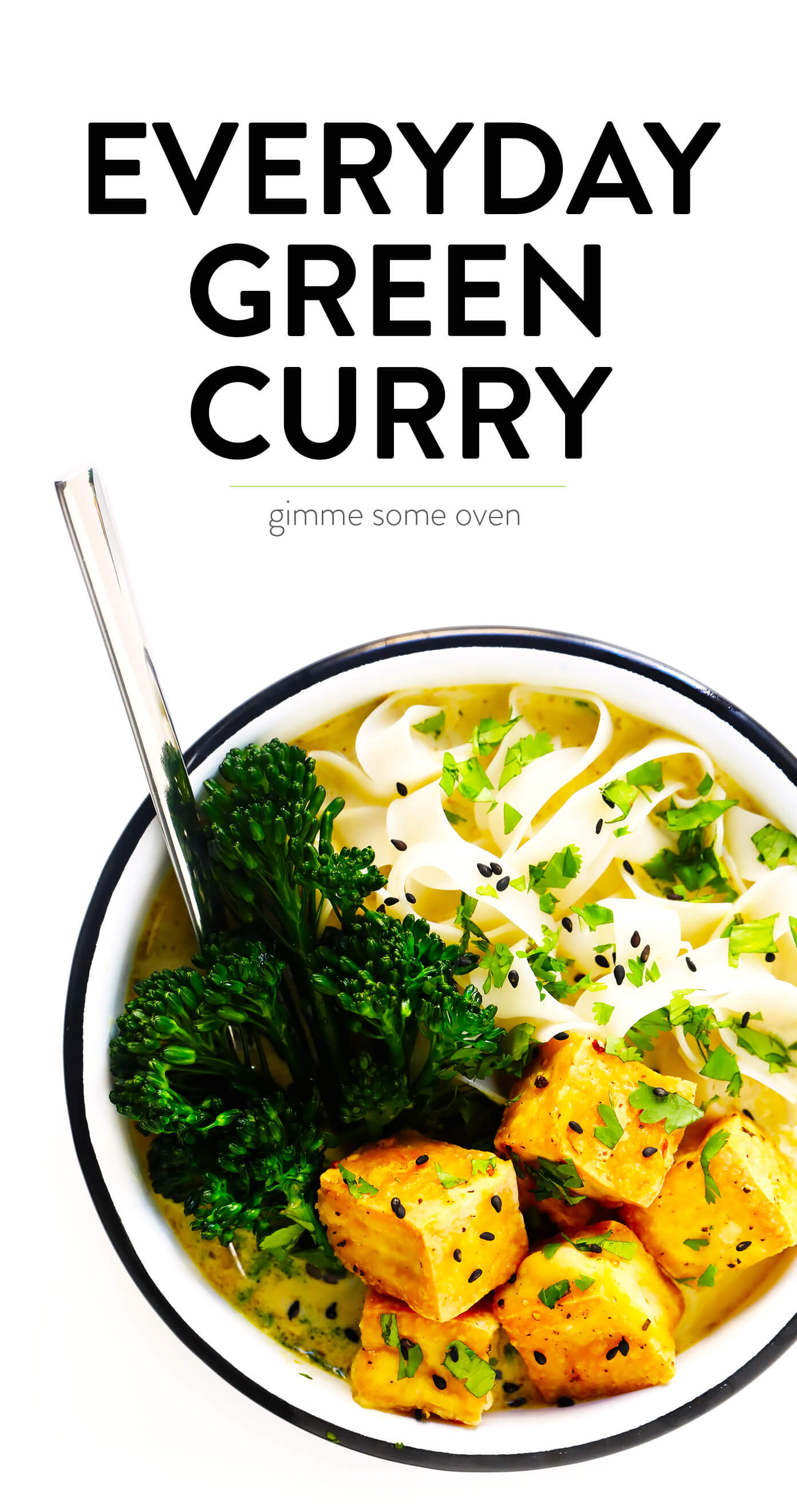 Everyday Thai Green Curry Recipe from Gimme Some Oven