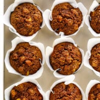 Healthy Apple Muffins Recipe