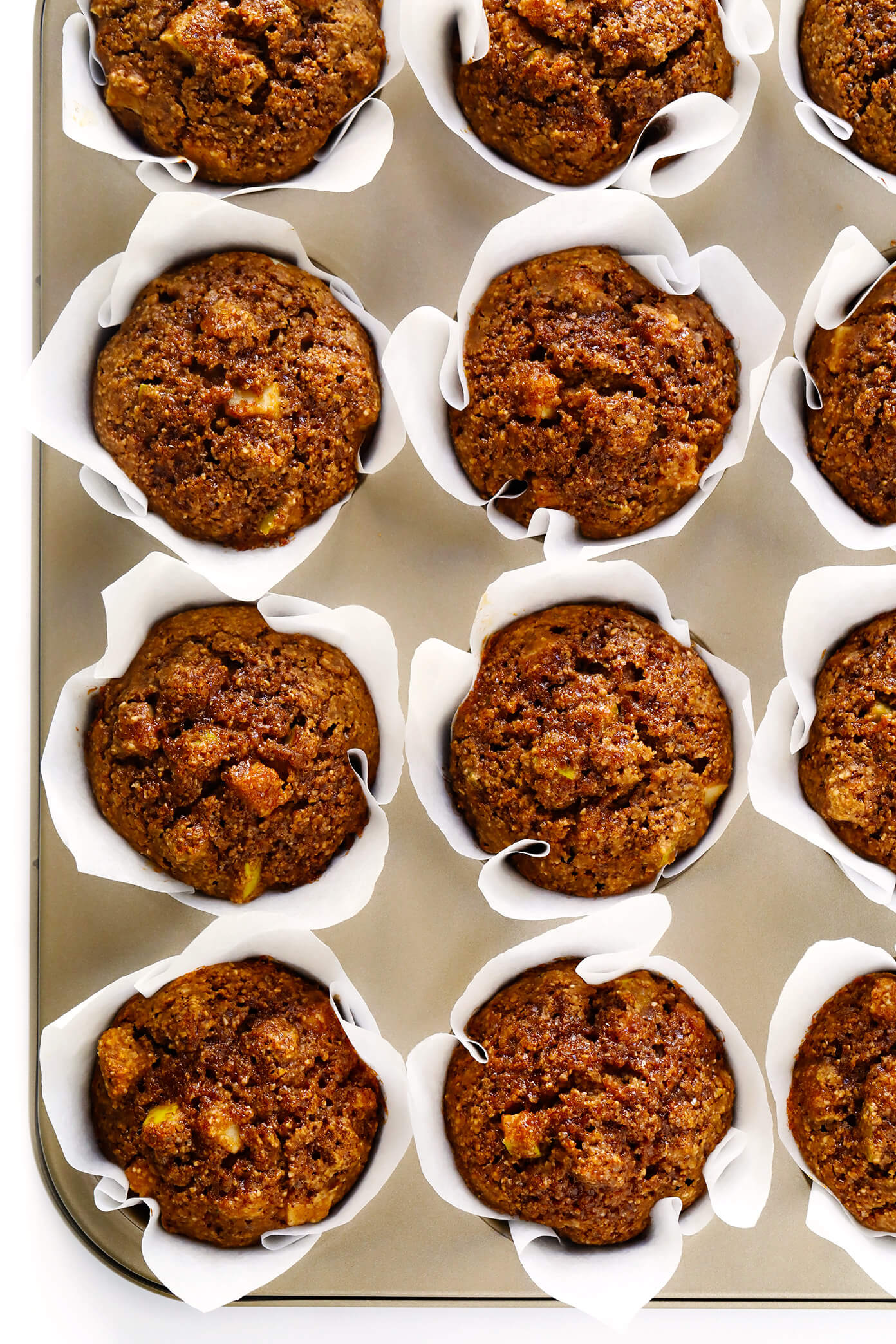 Healthy Apple Muffins Recipe | Gluten-Free and Dairy-Free
