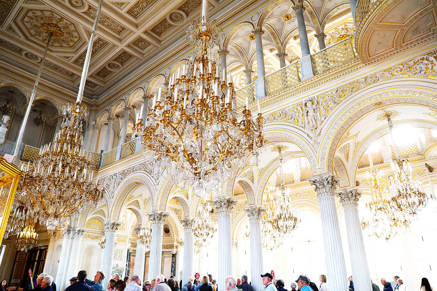 The Hermitage, St. Petersburg
