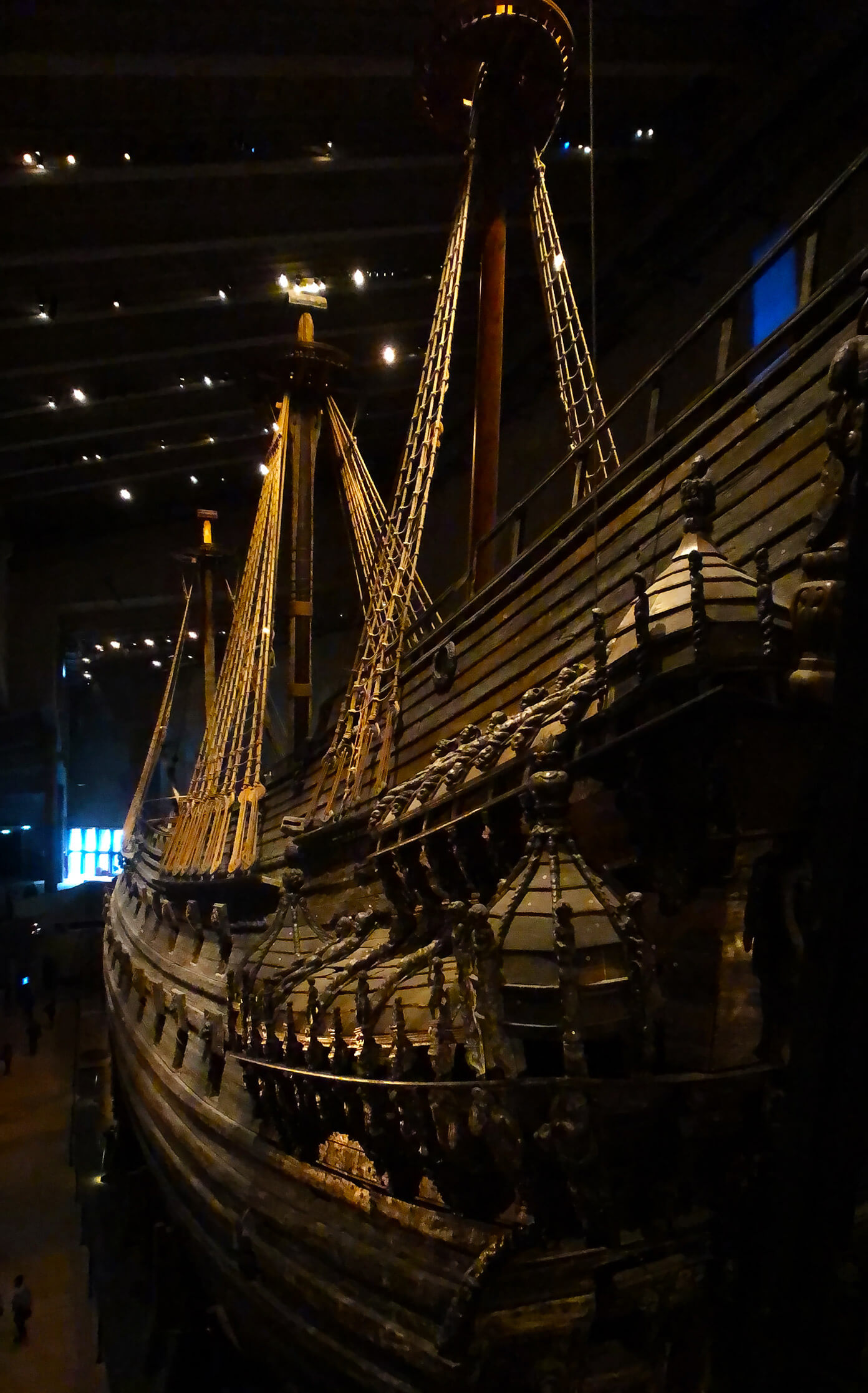 The Vasa Museum - An Amazing Shipwreck Museum in Stockholm, Sweden