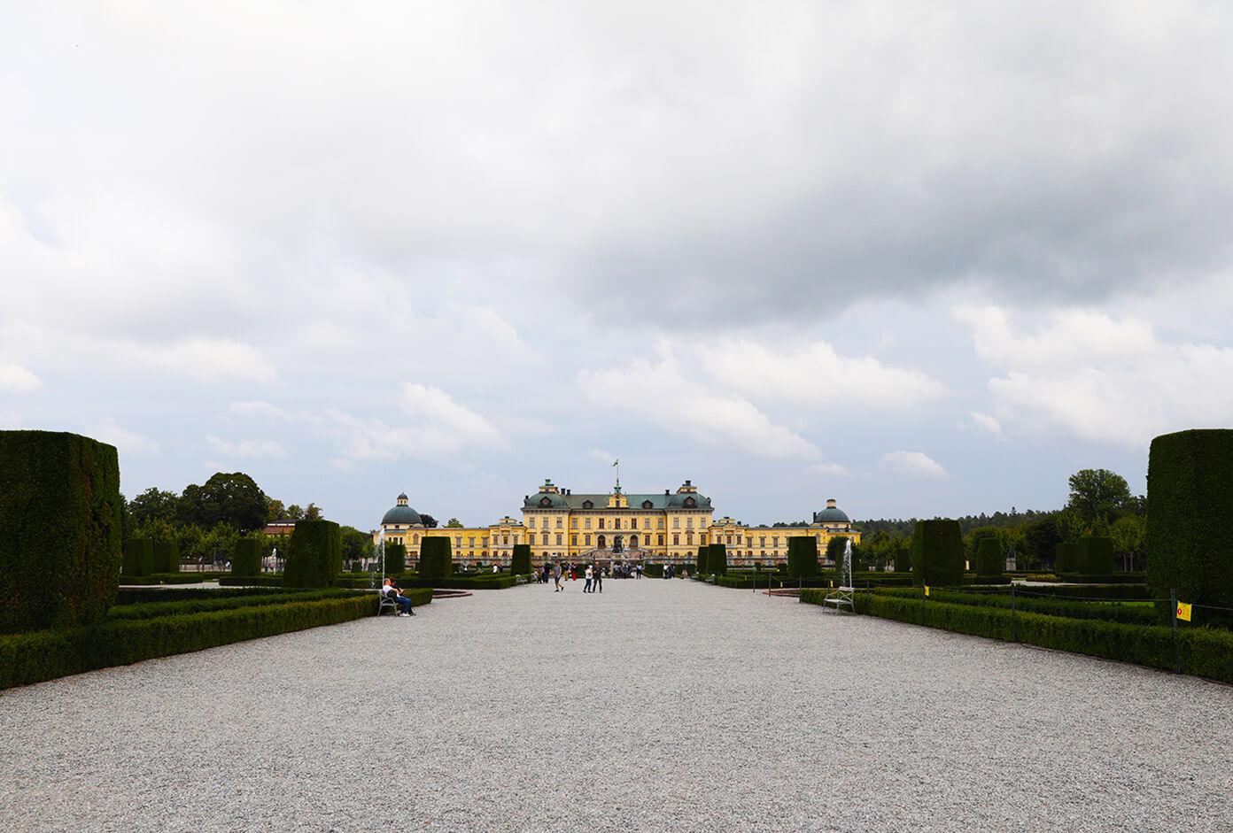 Drottningholm Palace - Stockholm, Sweden