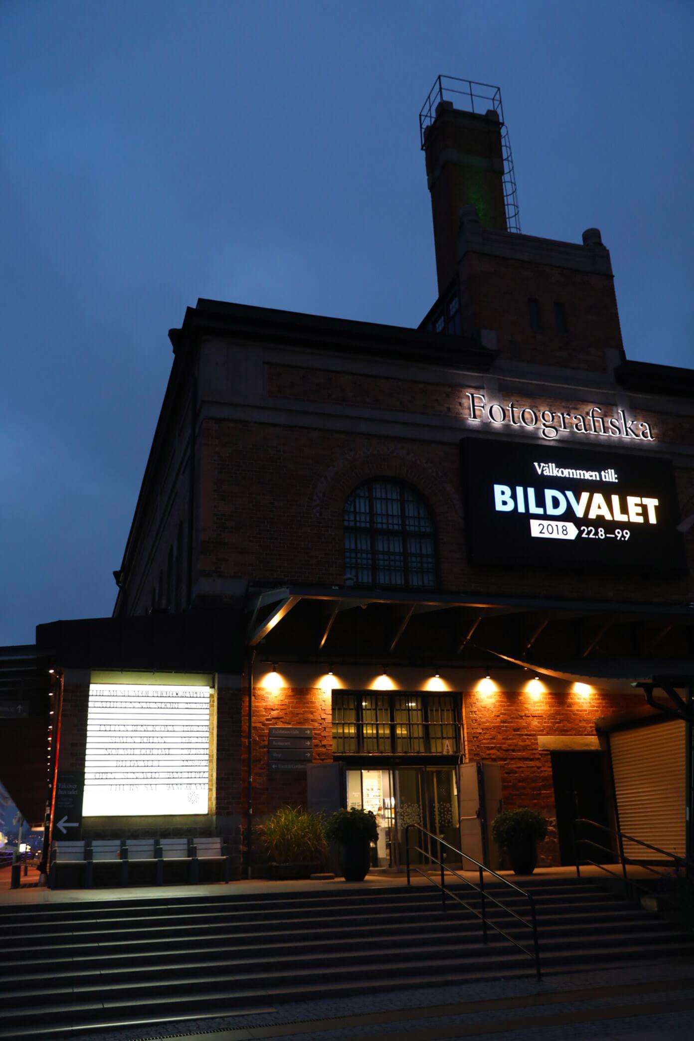 The Lovely Fotografiska Museum - Stockholm, Sweden