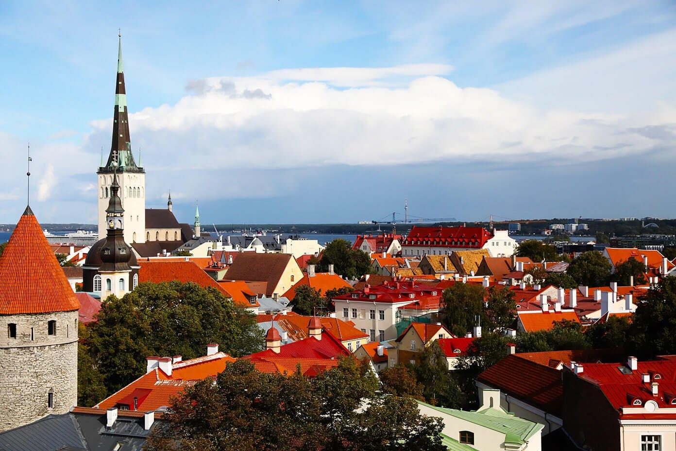 Tallin, Estonia Views