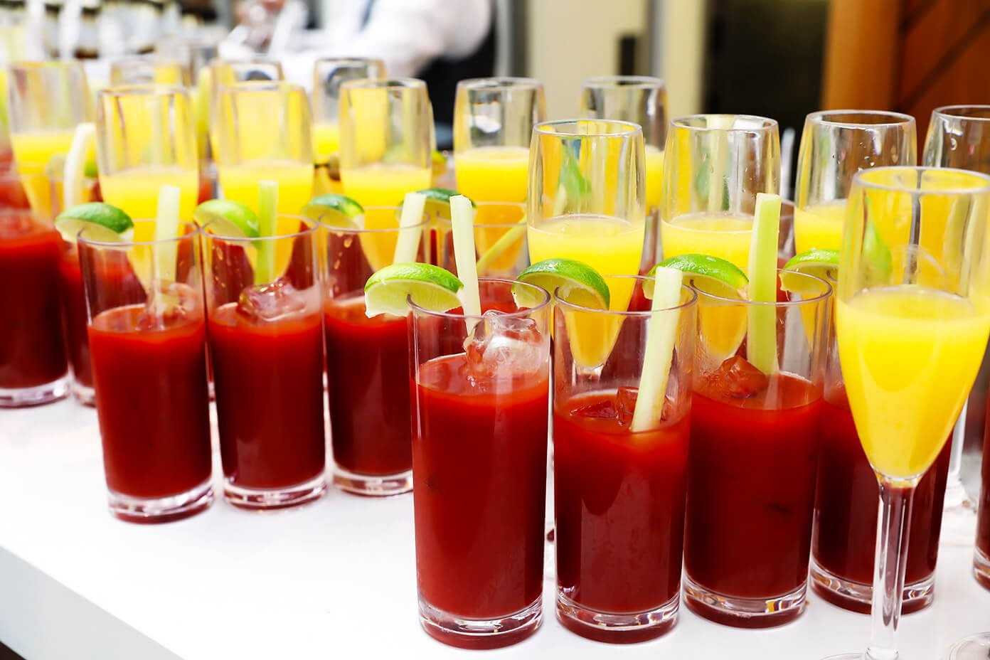 Brunch cocktails | Viking Star Ocean Cruise