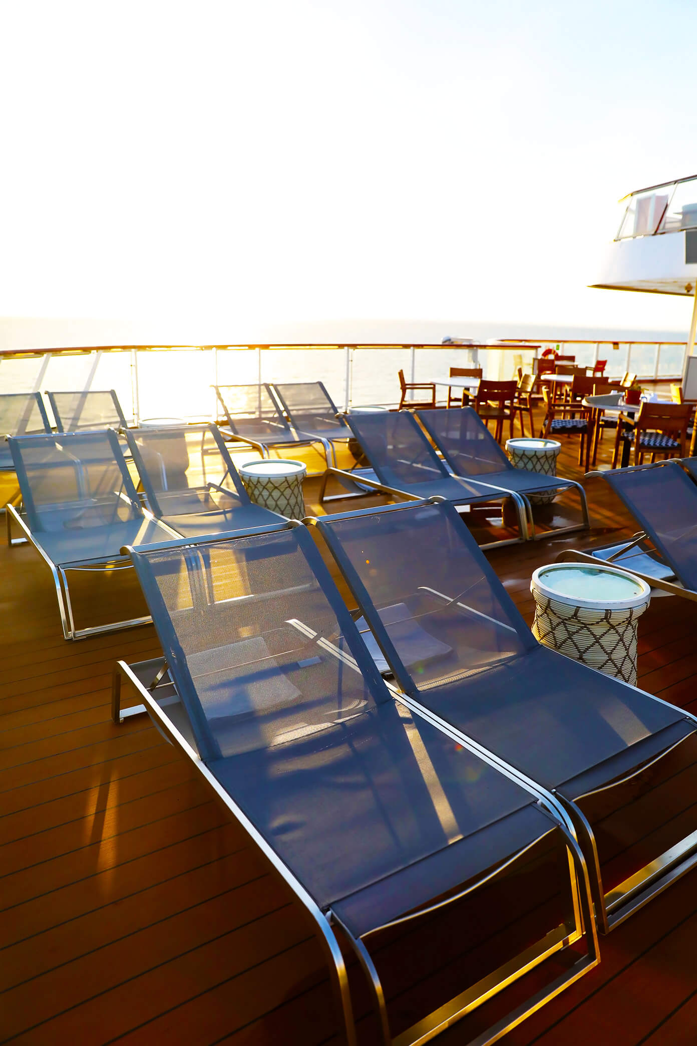 Sun Deck | Viking Star | Viking Ocean Cruise