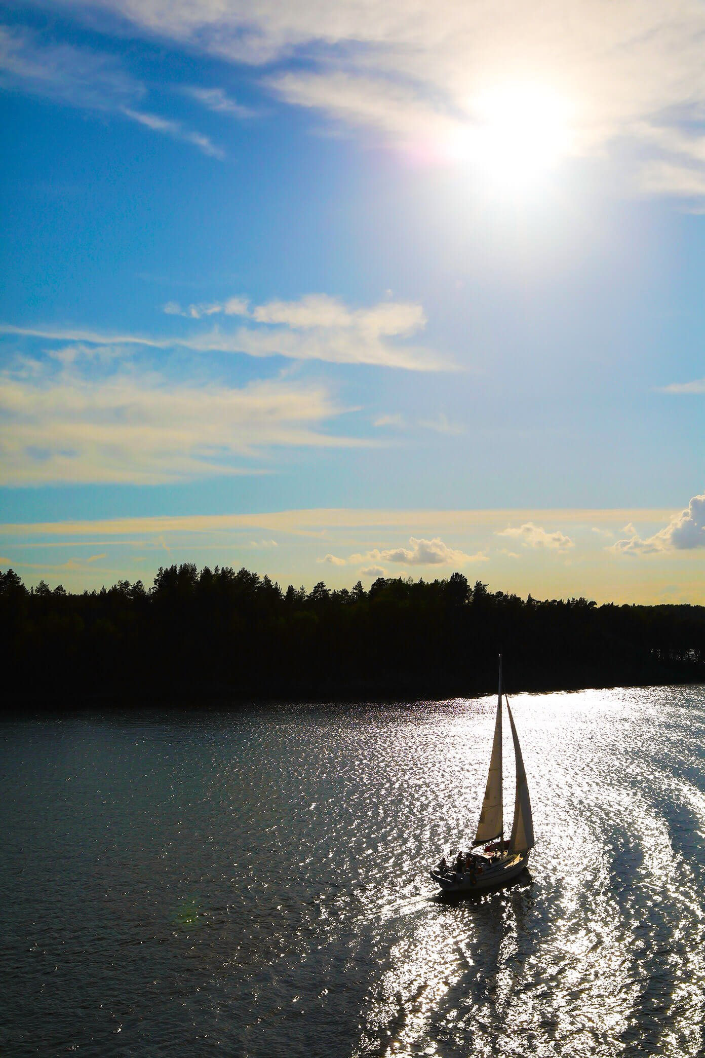 Sailing with Viking Ocean Cruises