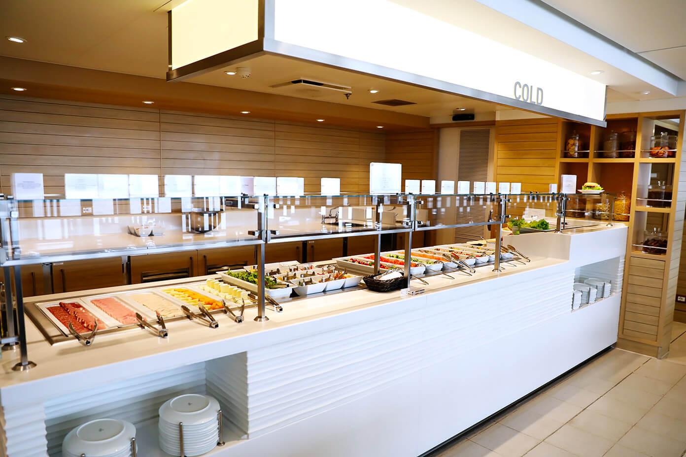 World Cafe   Viking Star   Viking Ocean Cruise