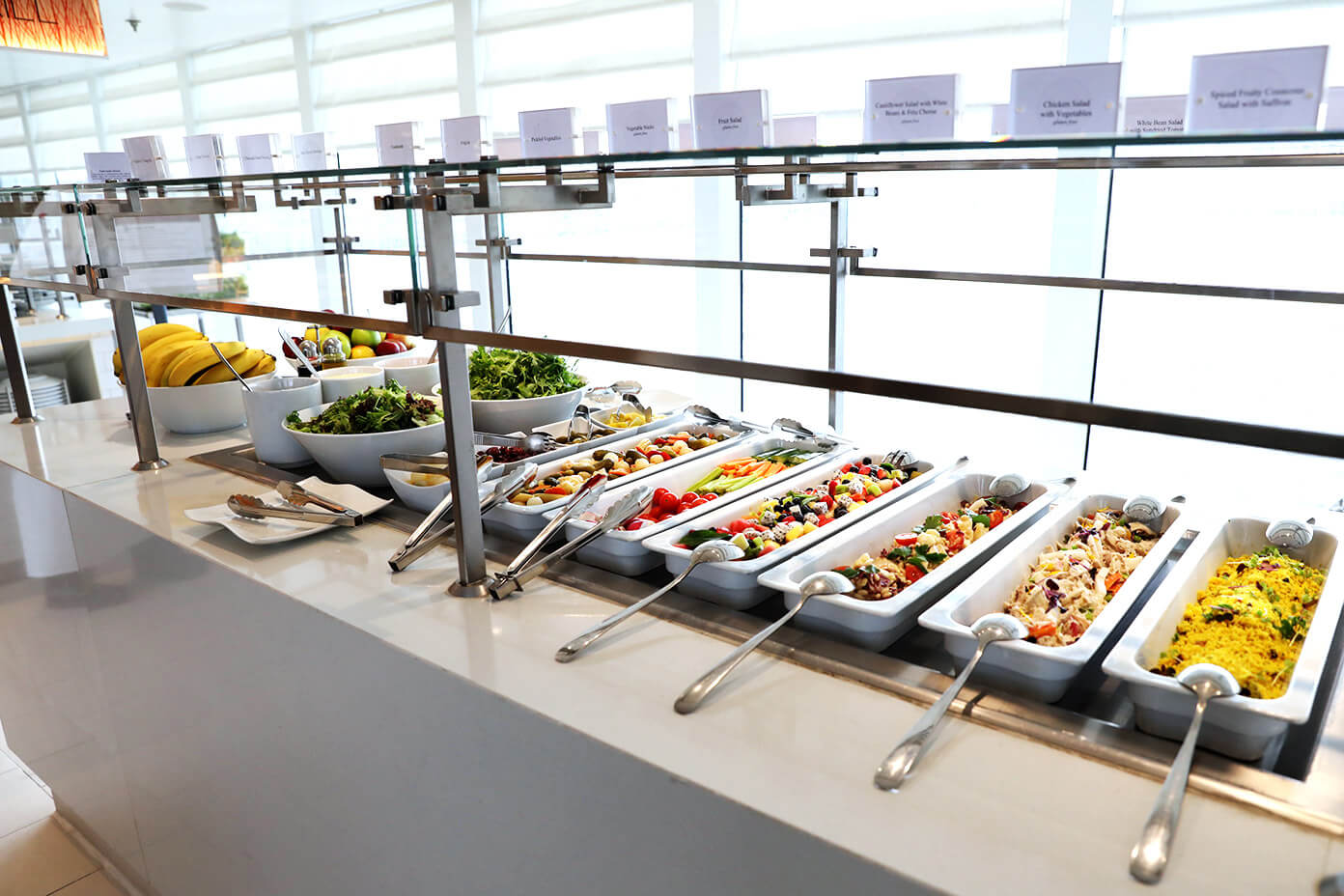 Healthy food | Viking Star Ocean Cruise