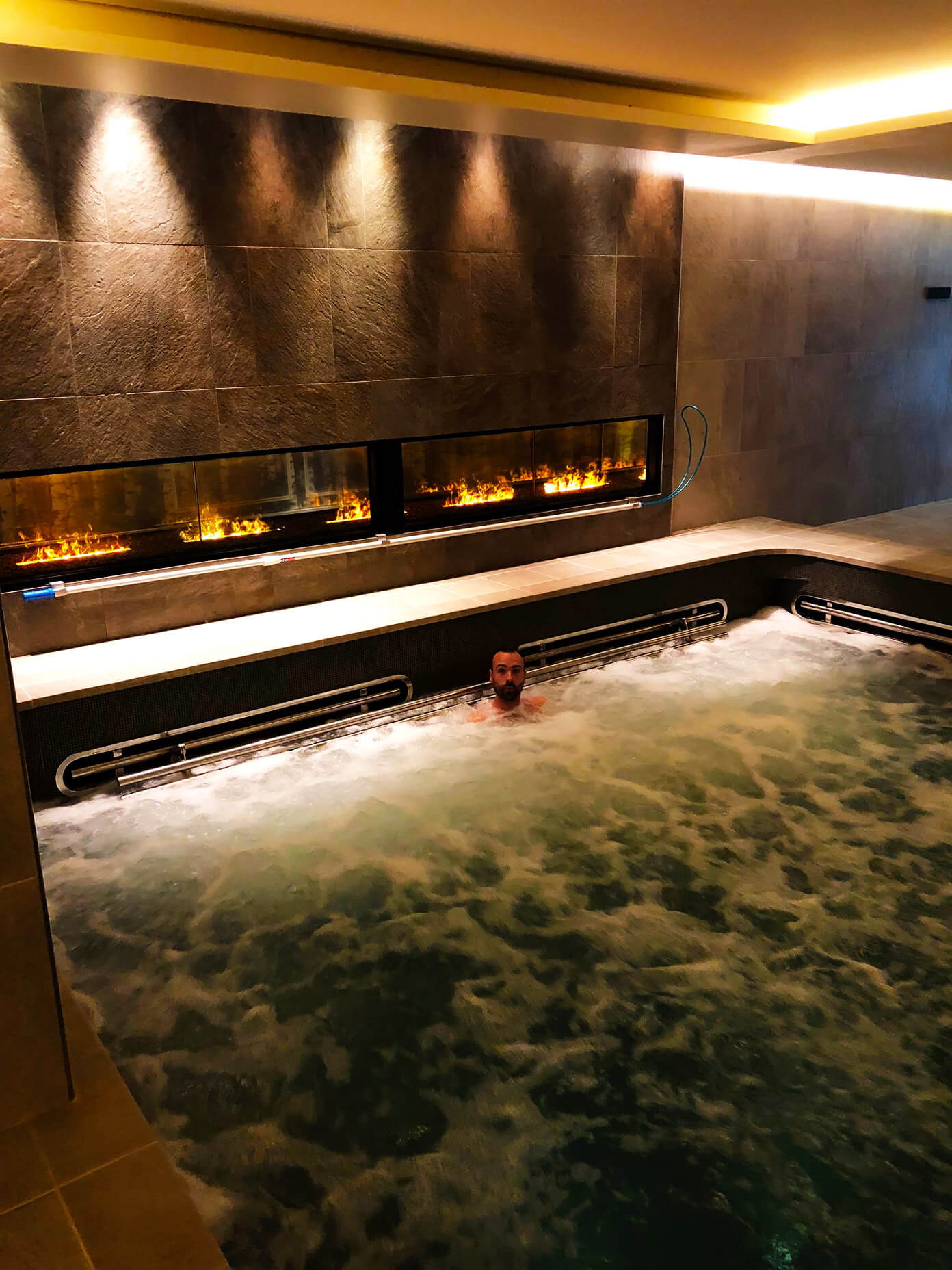 Thermal Suite Spa | Viking Star | Viking Ocean Cruise
