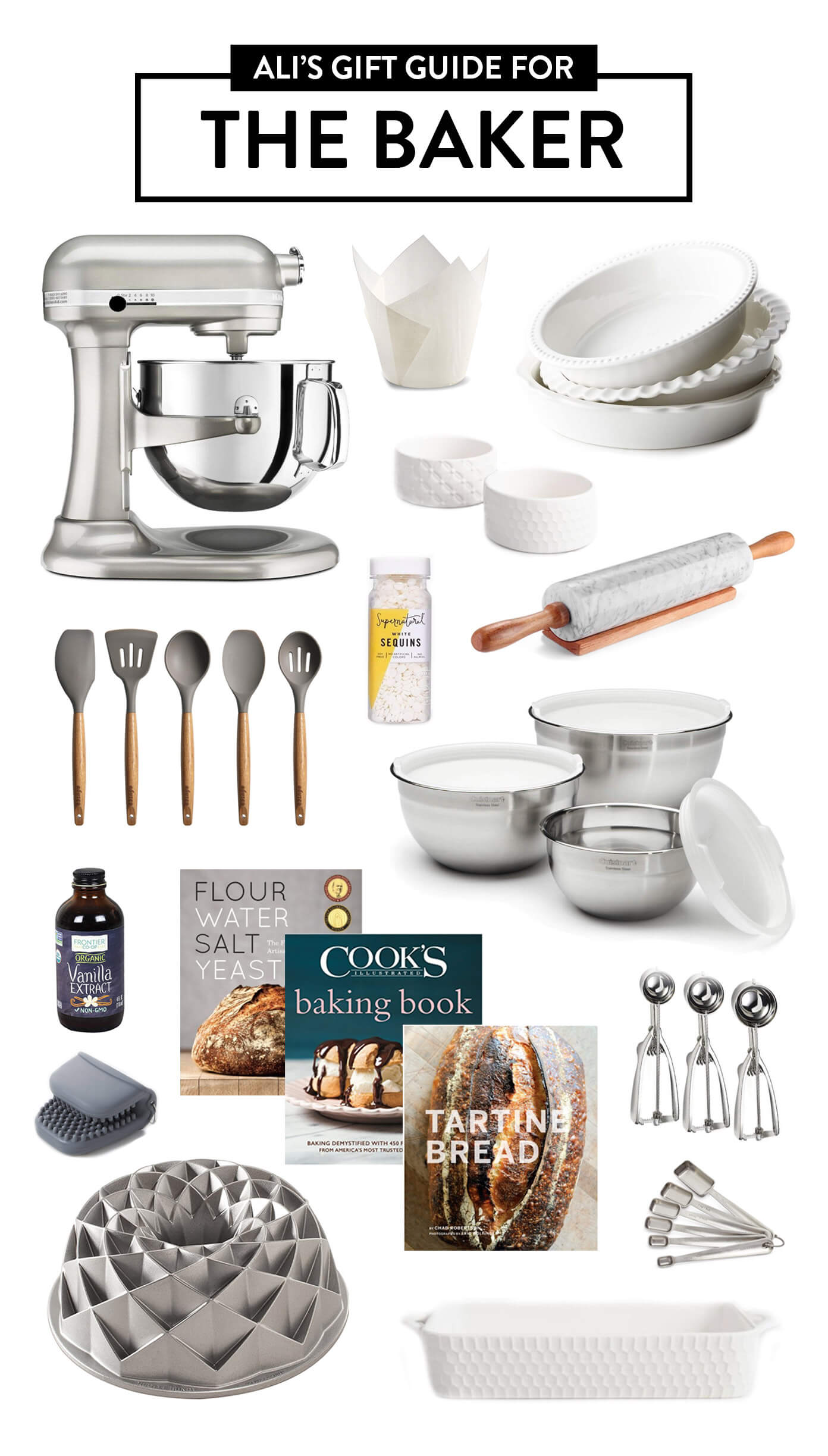 2018 Gimme Some Oven Holiday Gift Guide: The Baker