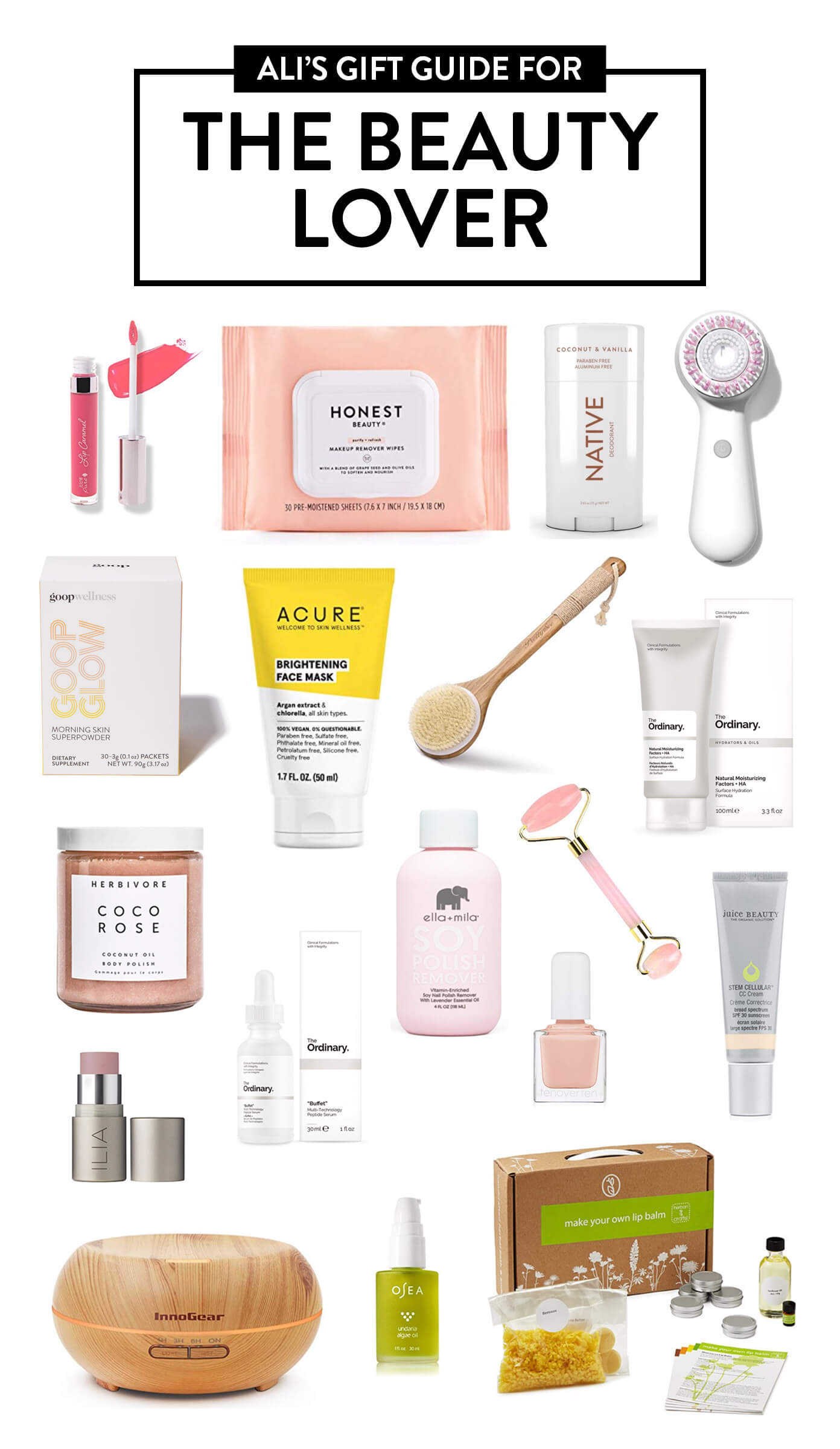 2018 Gimme Some Oven Holiday Gift Guide: The Beauty Lover