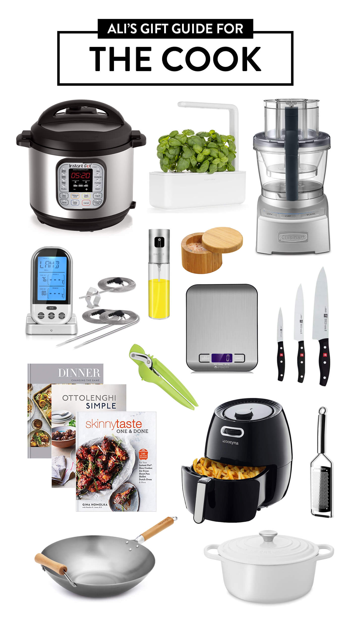 2018 Gimme Some Oven Holiday Gift Guide: The Cook