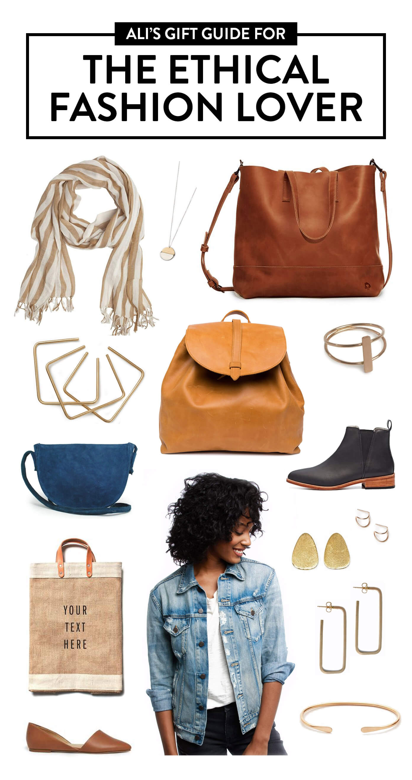 2018 Gimme Some Oven Gift Guide: The Ethical Fashion Lover