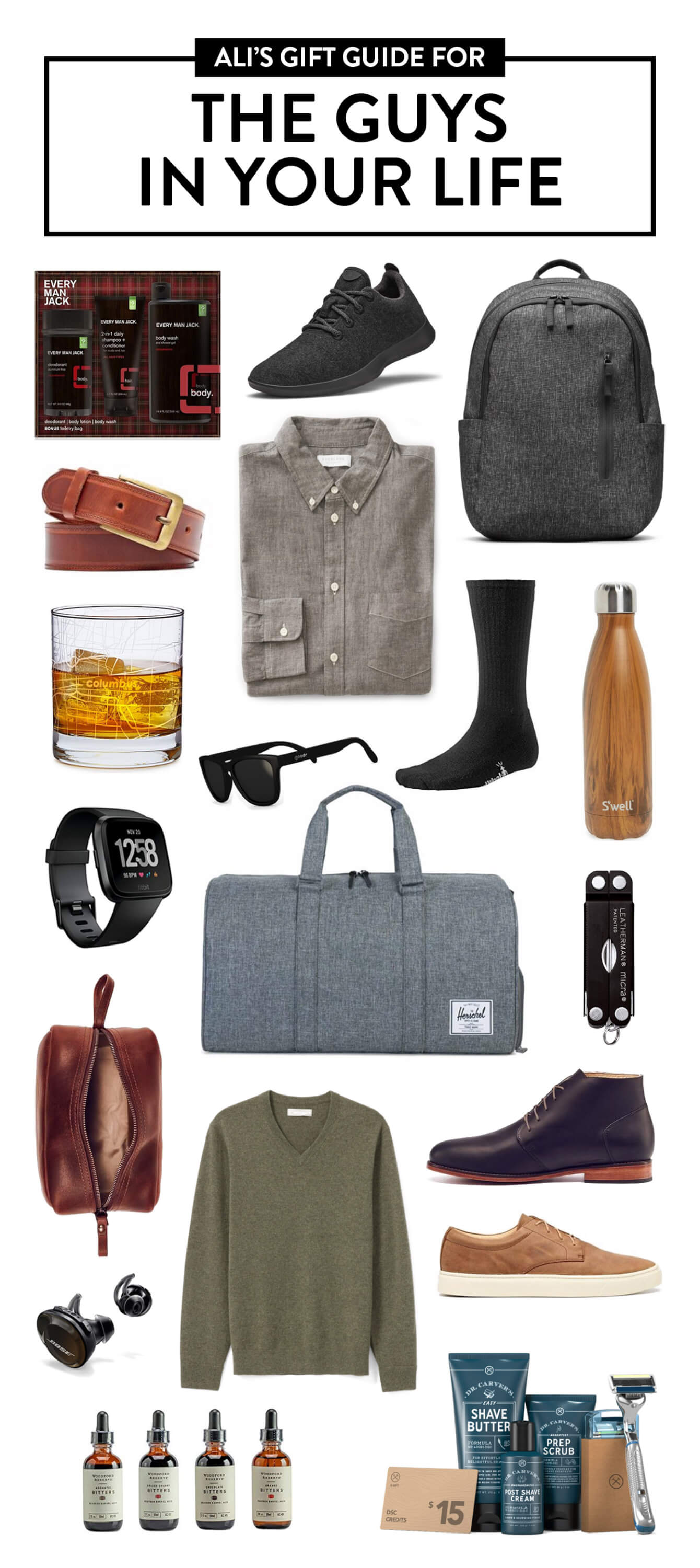 2018 Gimme Some Oven Holiday Gift Guide: The Guys In Your Life