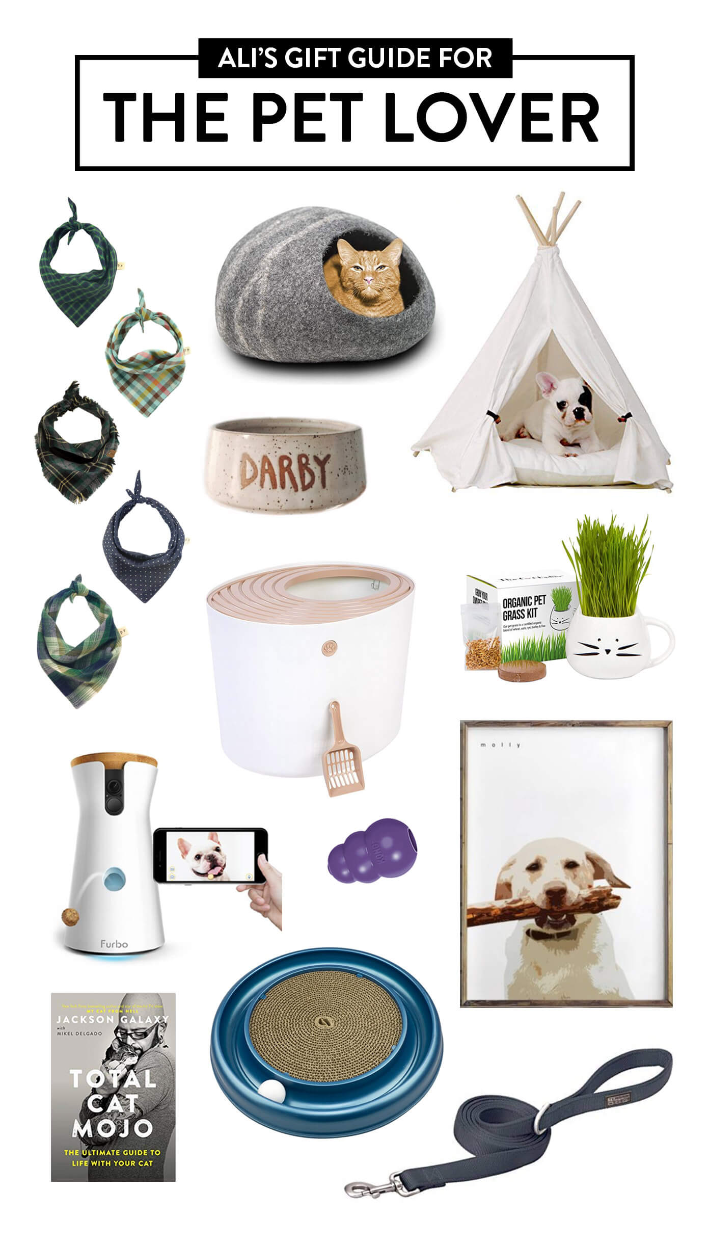 2018 Gimme Some Oven Holiday Gift Guide: The Pet Lover