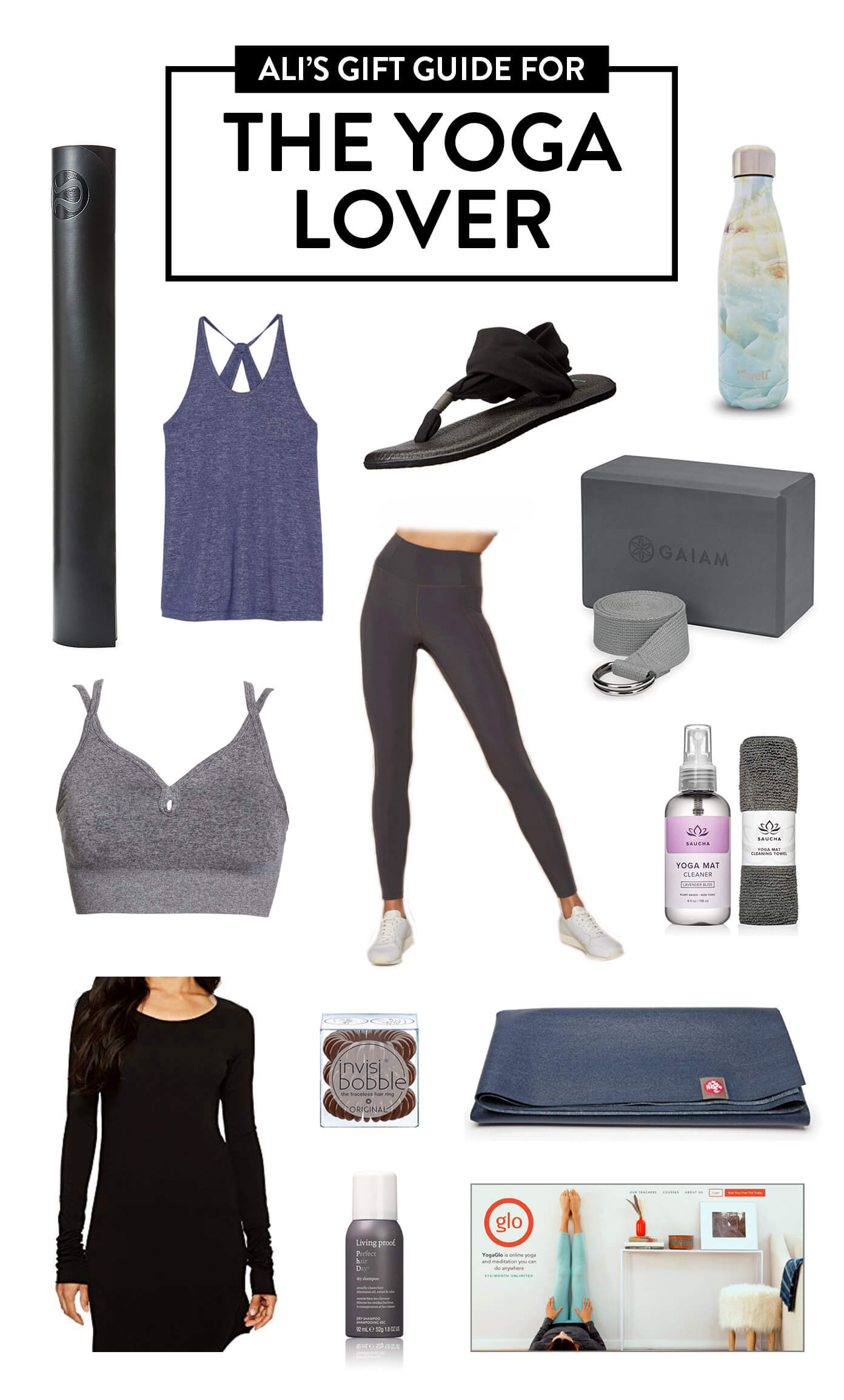 2018 Gimme Some Oven Holiday Gift Guide: The Yoga Lover